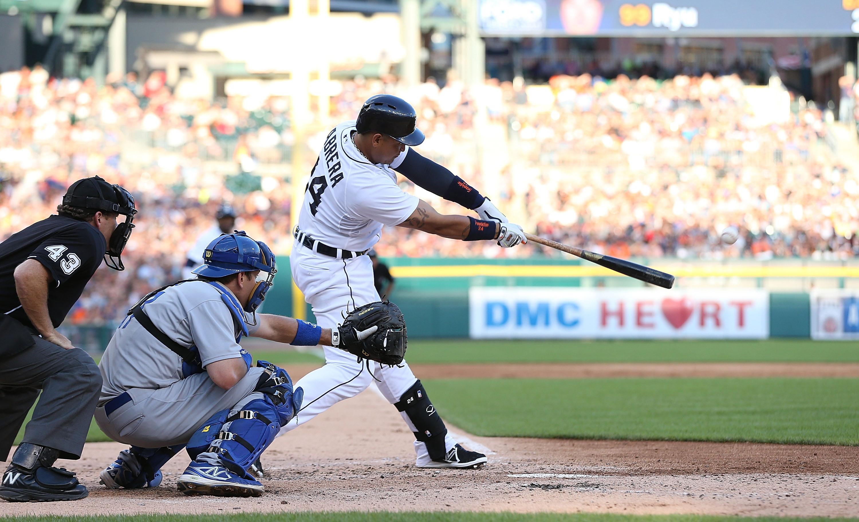Los Angeles Dodgers v Detroit Tigers