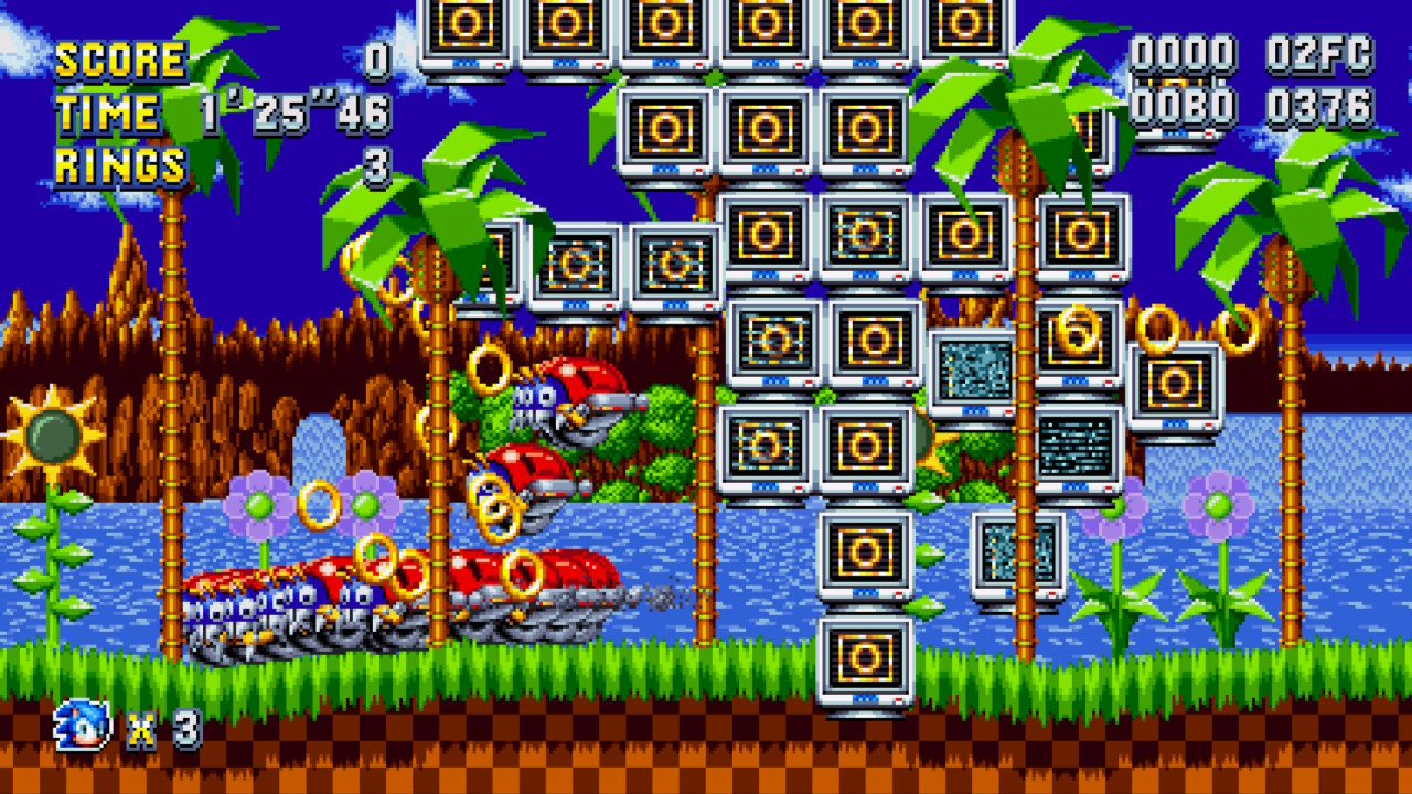 How to access and use Sonic Mania's debug mode