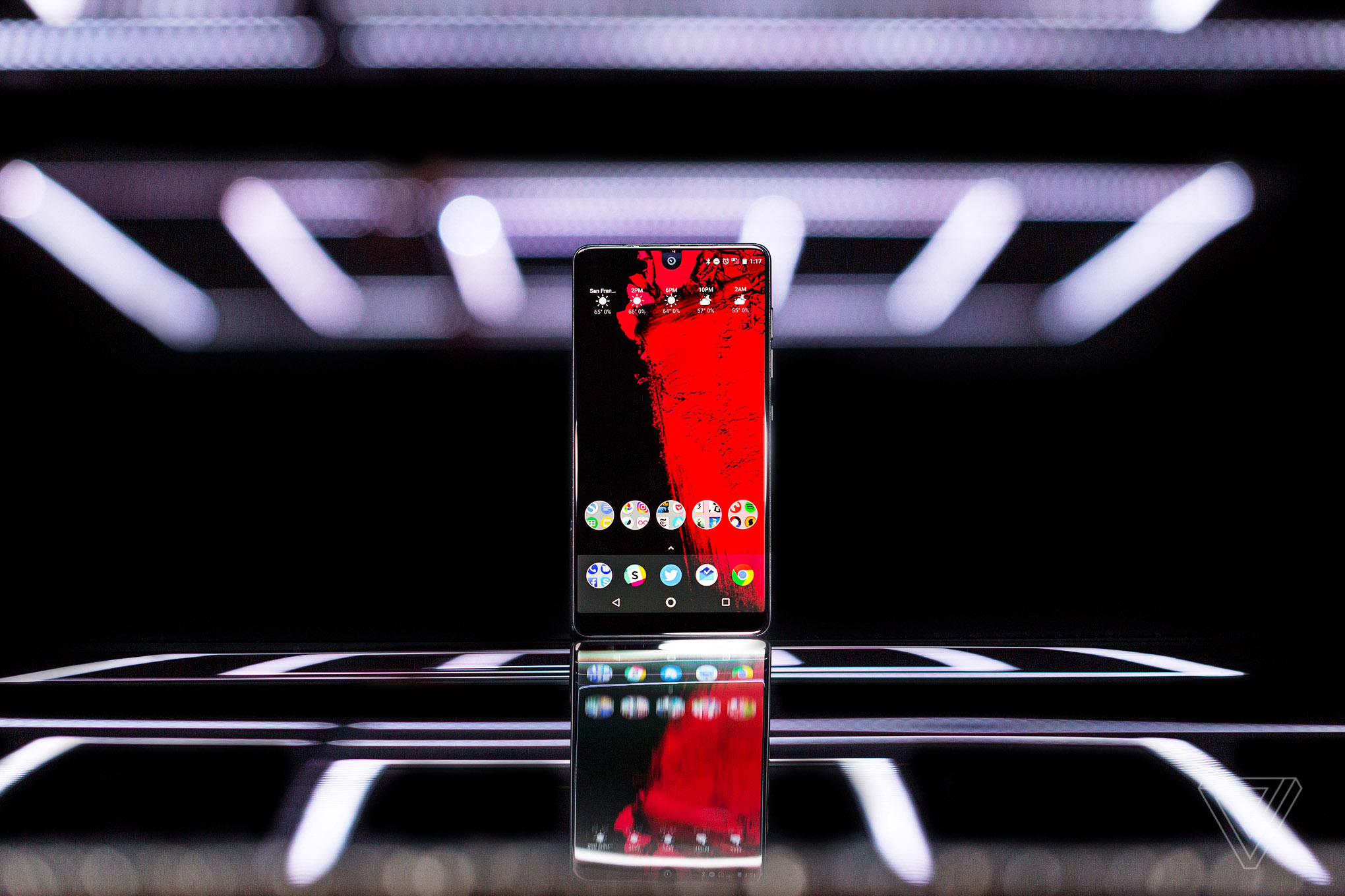 Essential Phone Review: A Beautiful Work In Progress The Father Of  Android's New Phone Is Doing So Much Right: Elegant Design, Big Screen,  Long Battery Life