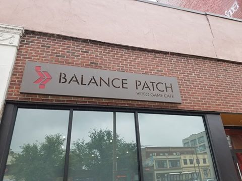 Balance Patch Video Game Cafe