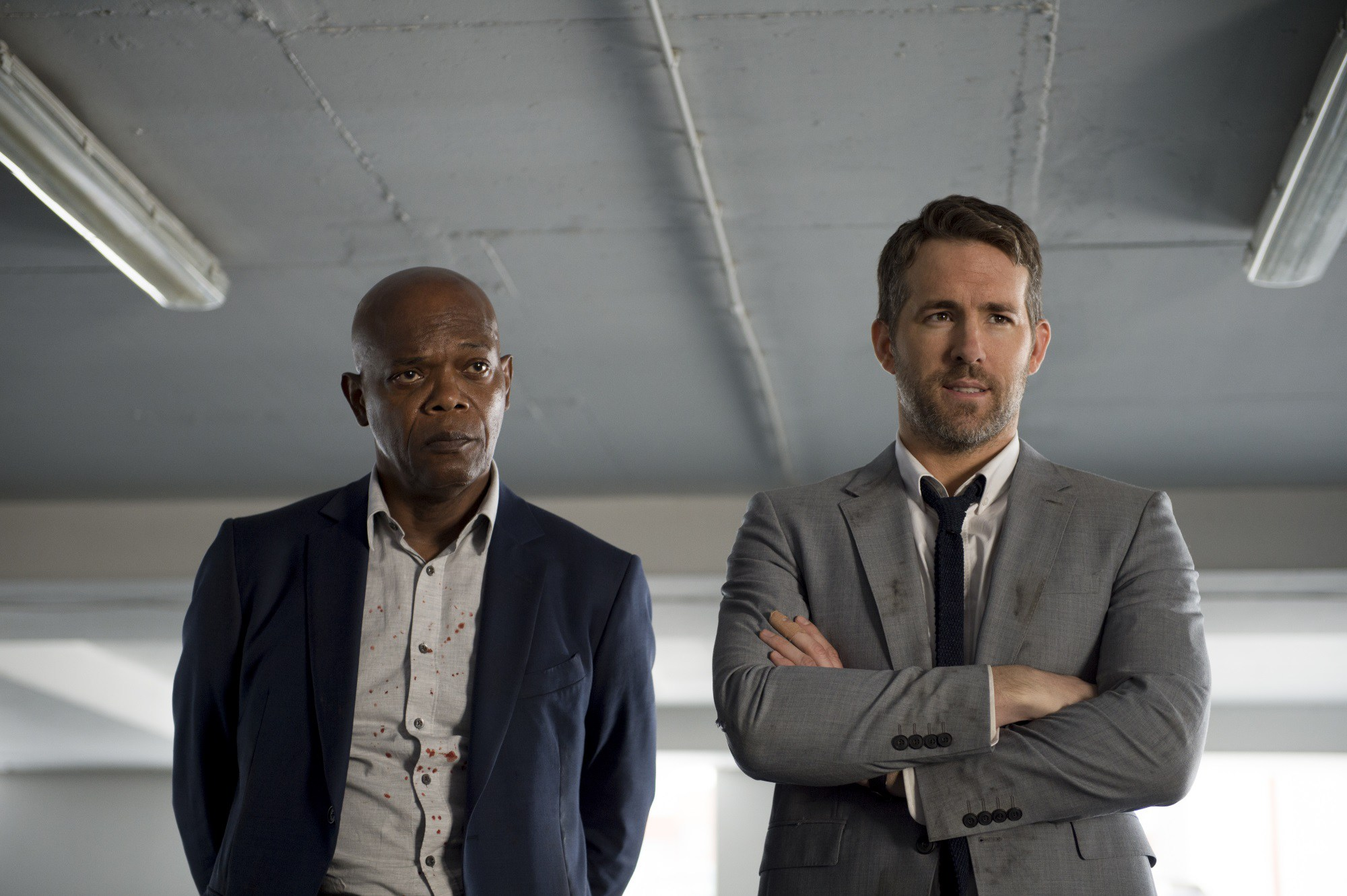 The Hitman's Bodyguard has all the makings of a fun summer hit. What makes it so dull?