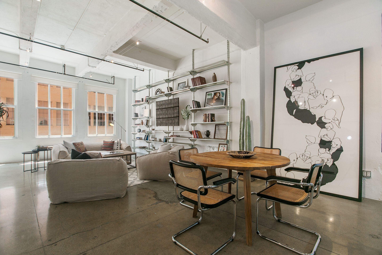 Bright Fashion District Loft Asks $500K