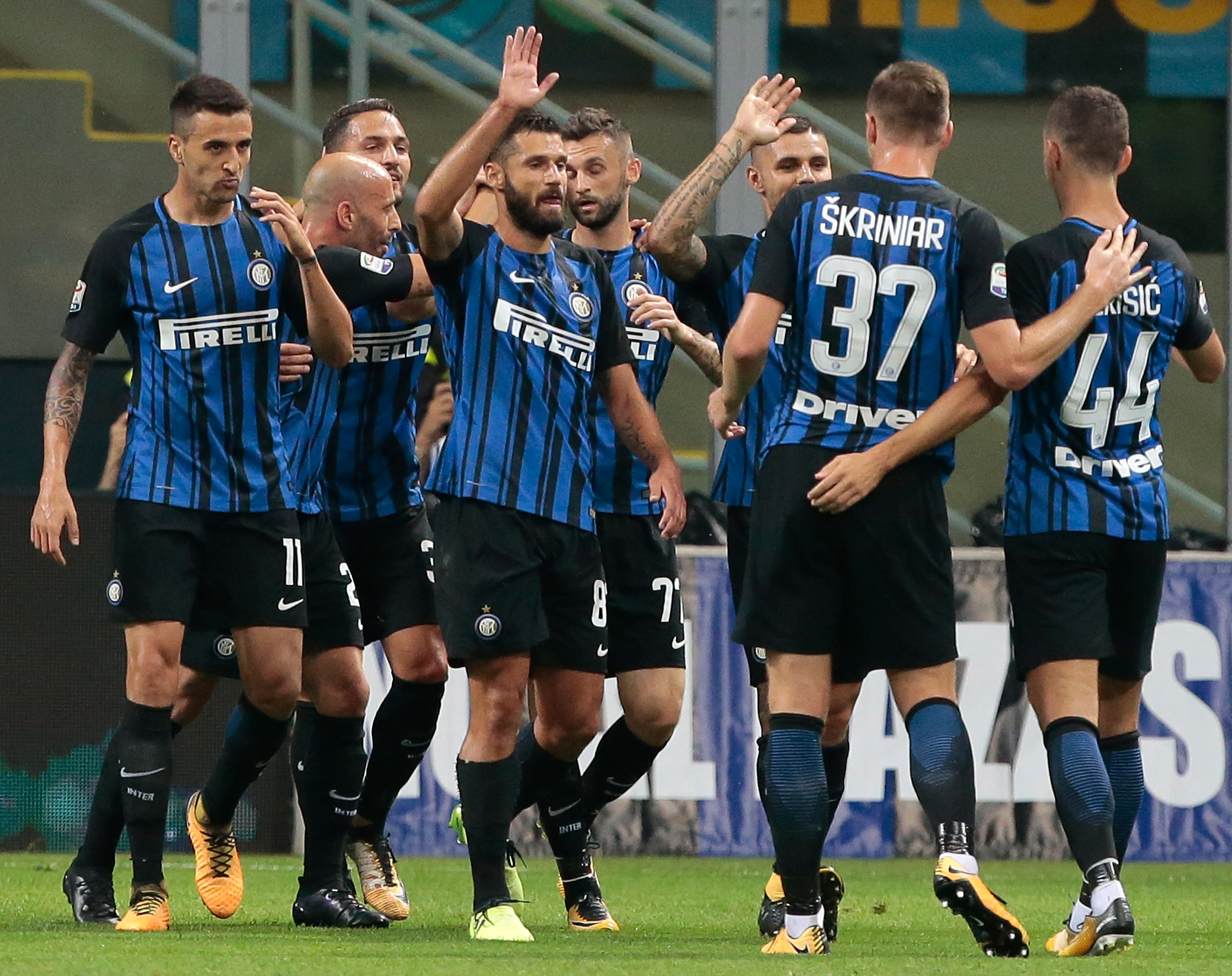 match report serpents of madonnina icardi nets a double as inter milan top fiorentina 3 0