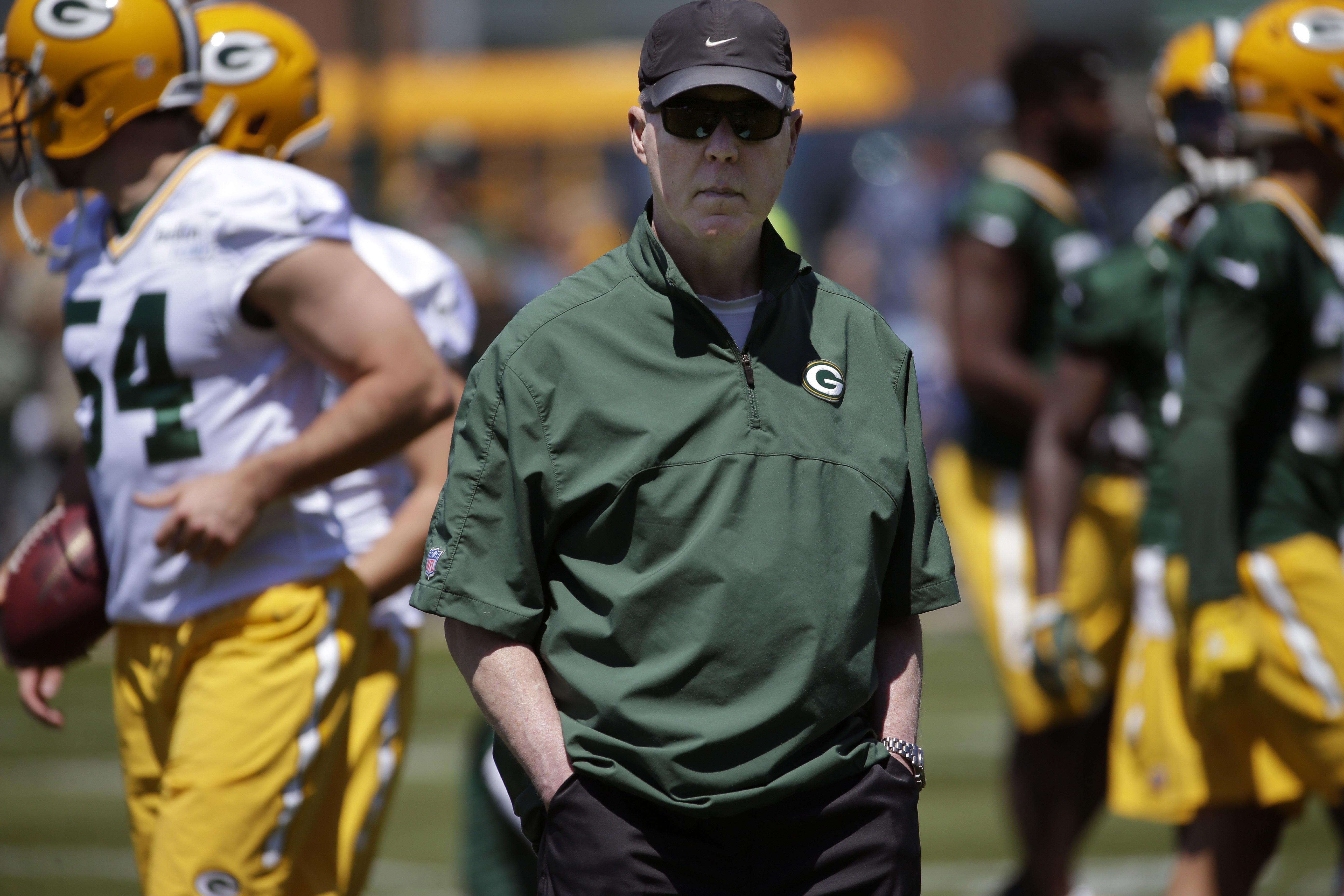 NFL: Green Bay Packers OTA
