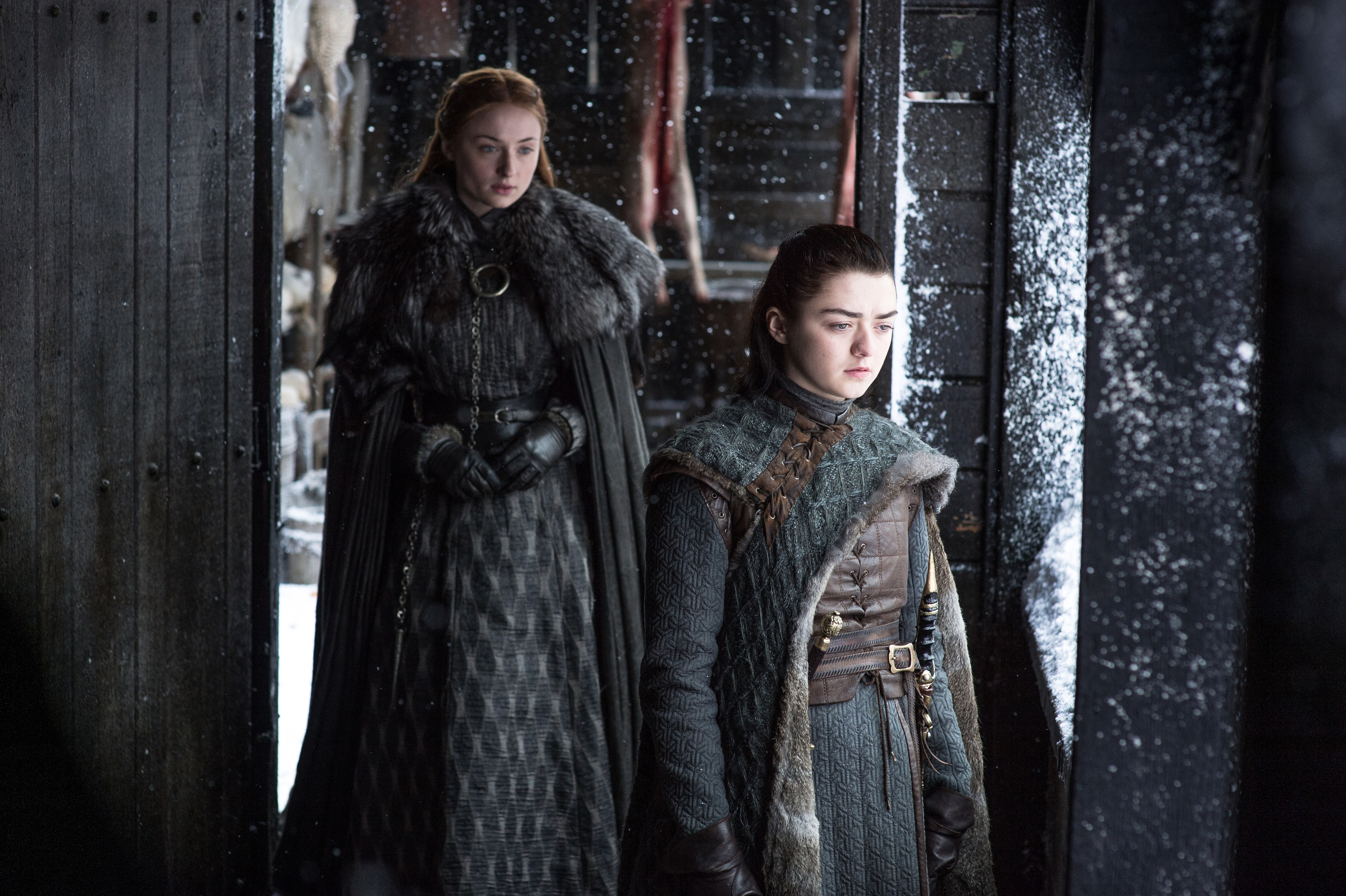 Game of Thrones raises a serious question: Where did those chains come from?