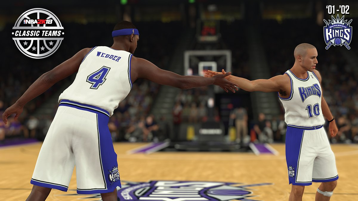 517010068 The list of the  NBA 2K18  classic teams you were looking for