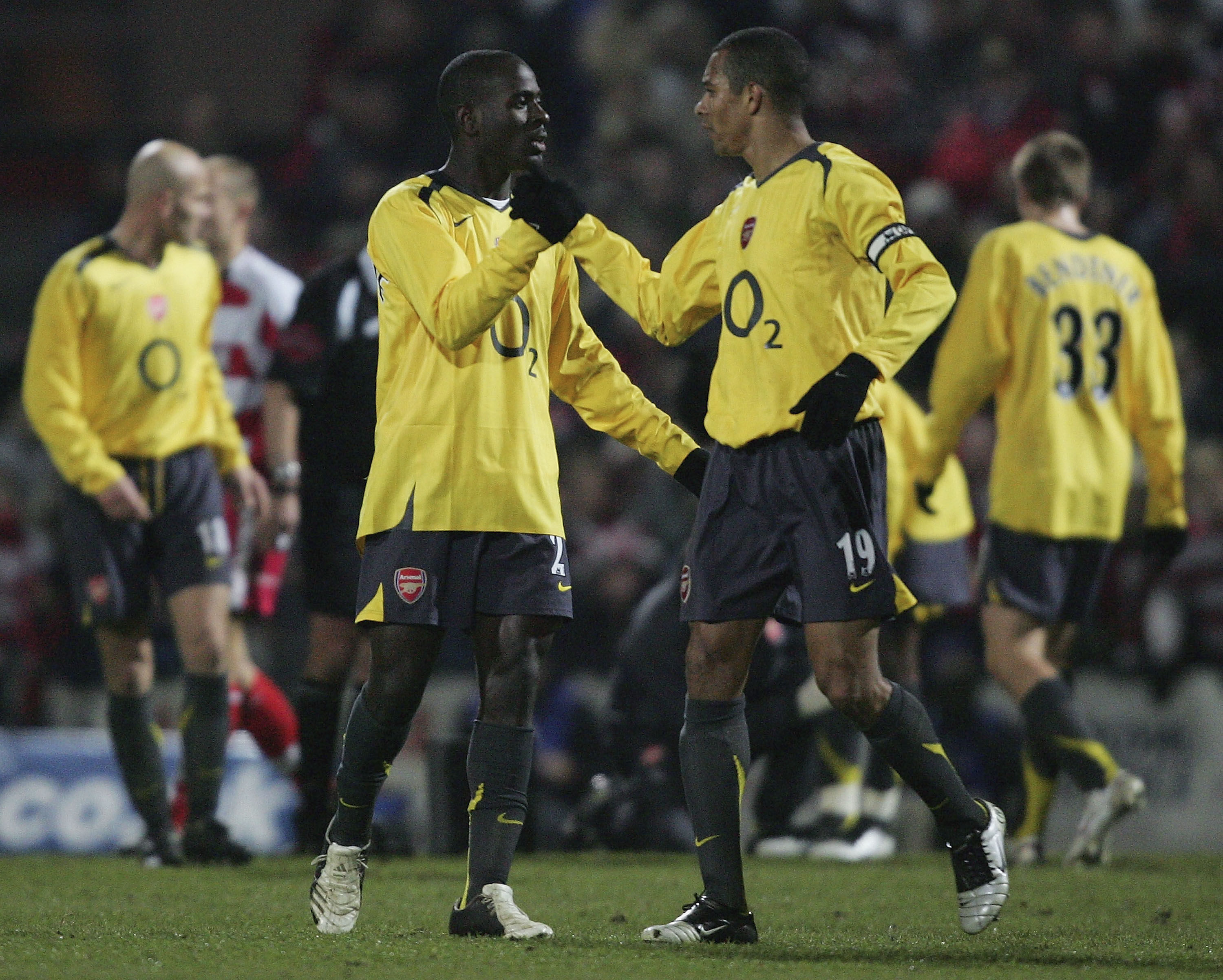 Carling Cup Quarter Final: Doncaster Rovers v Arsenal