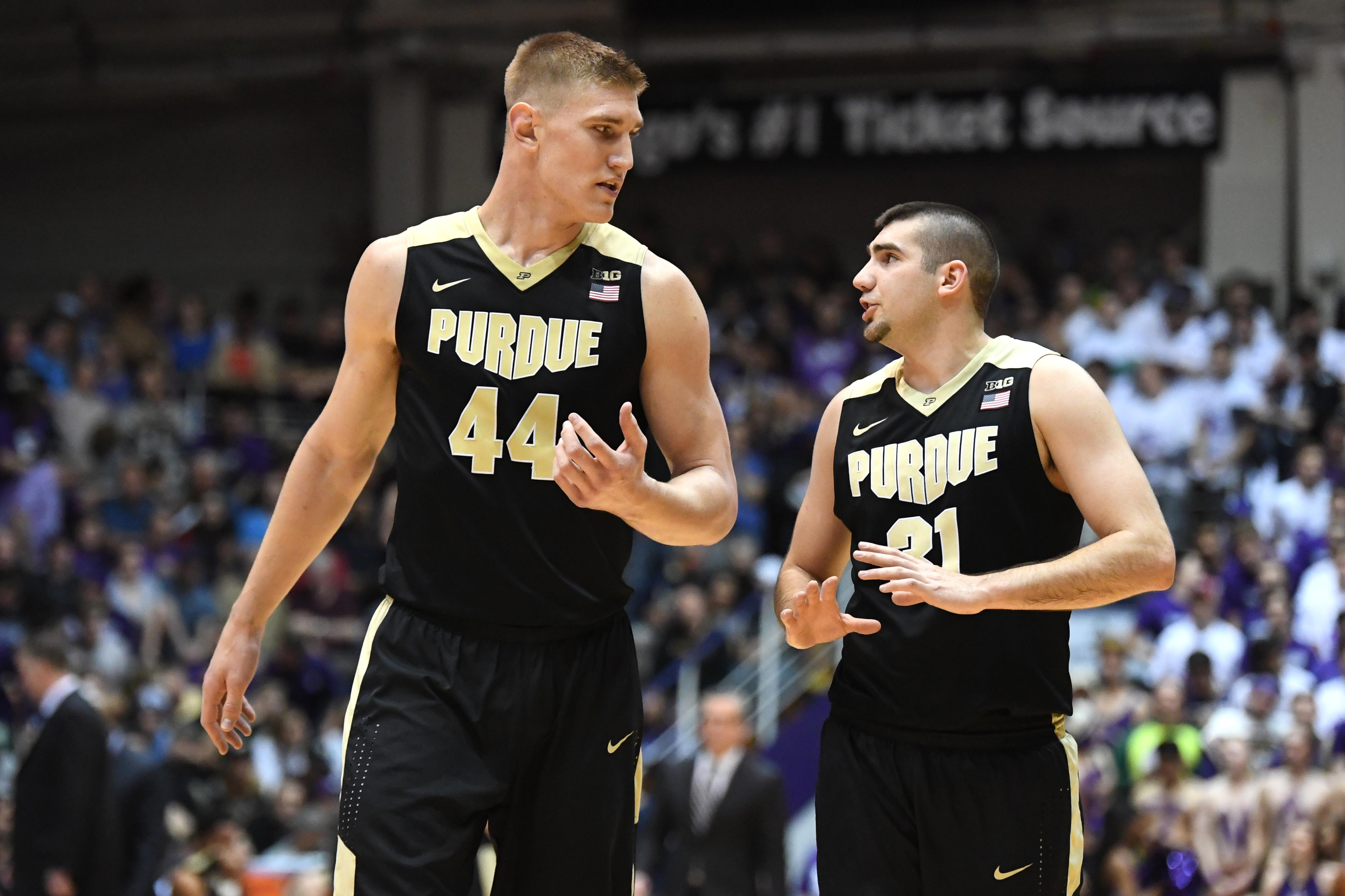 Image result for purdue basketball 2017
