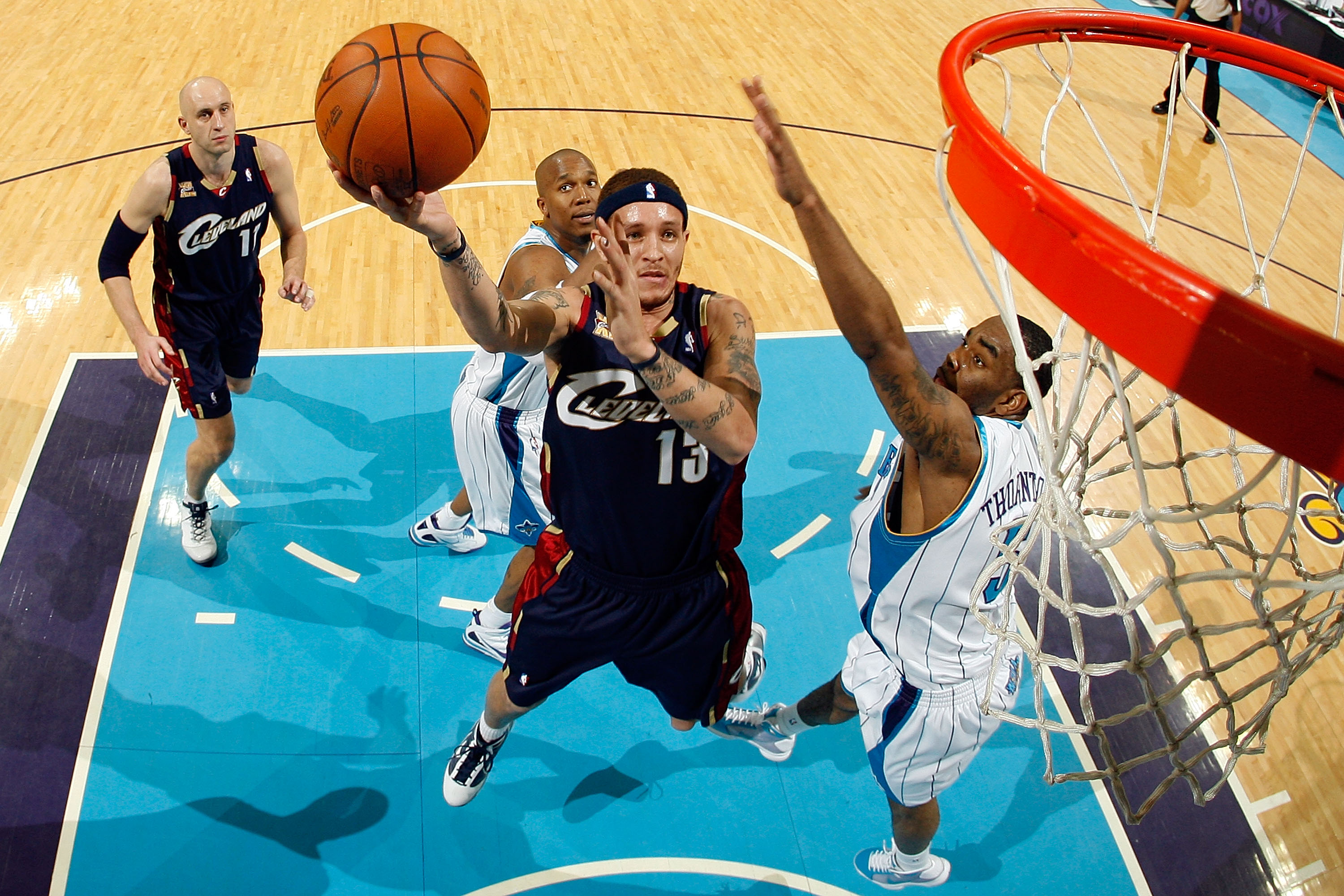 Cleveland Cavaliers v New Orleans Hornets