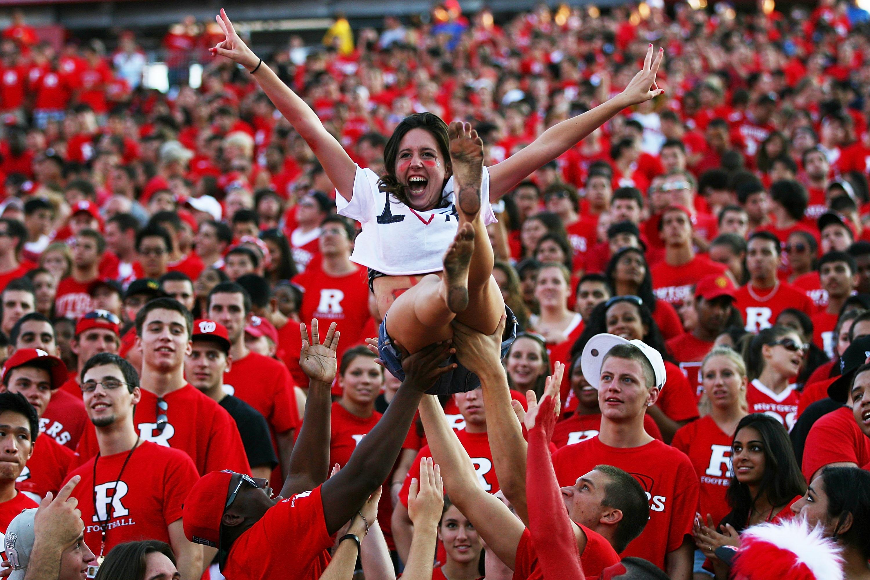 North Carolina v Rutgers