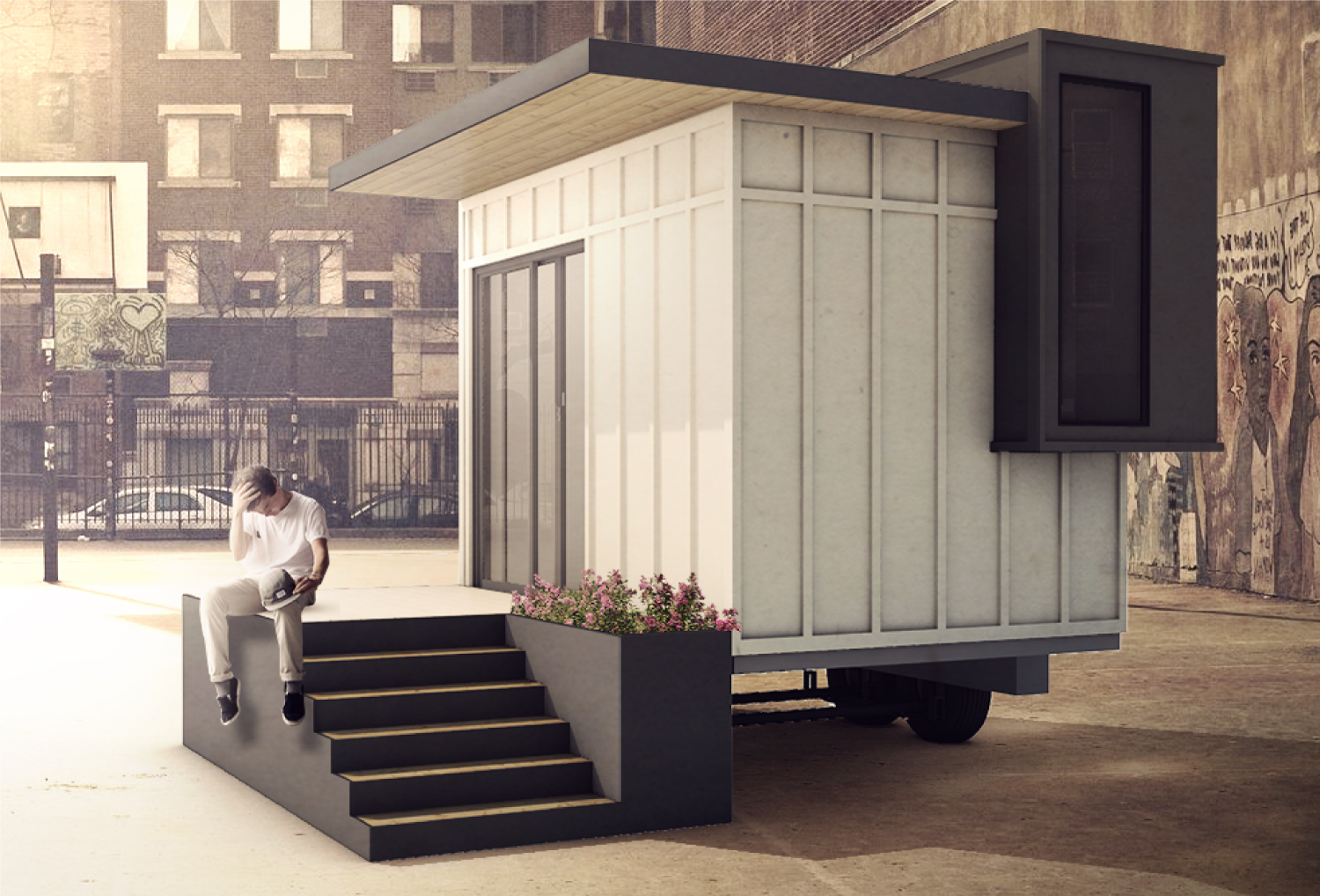 Tiny homes curbed for Backyard office kit