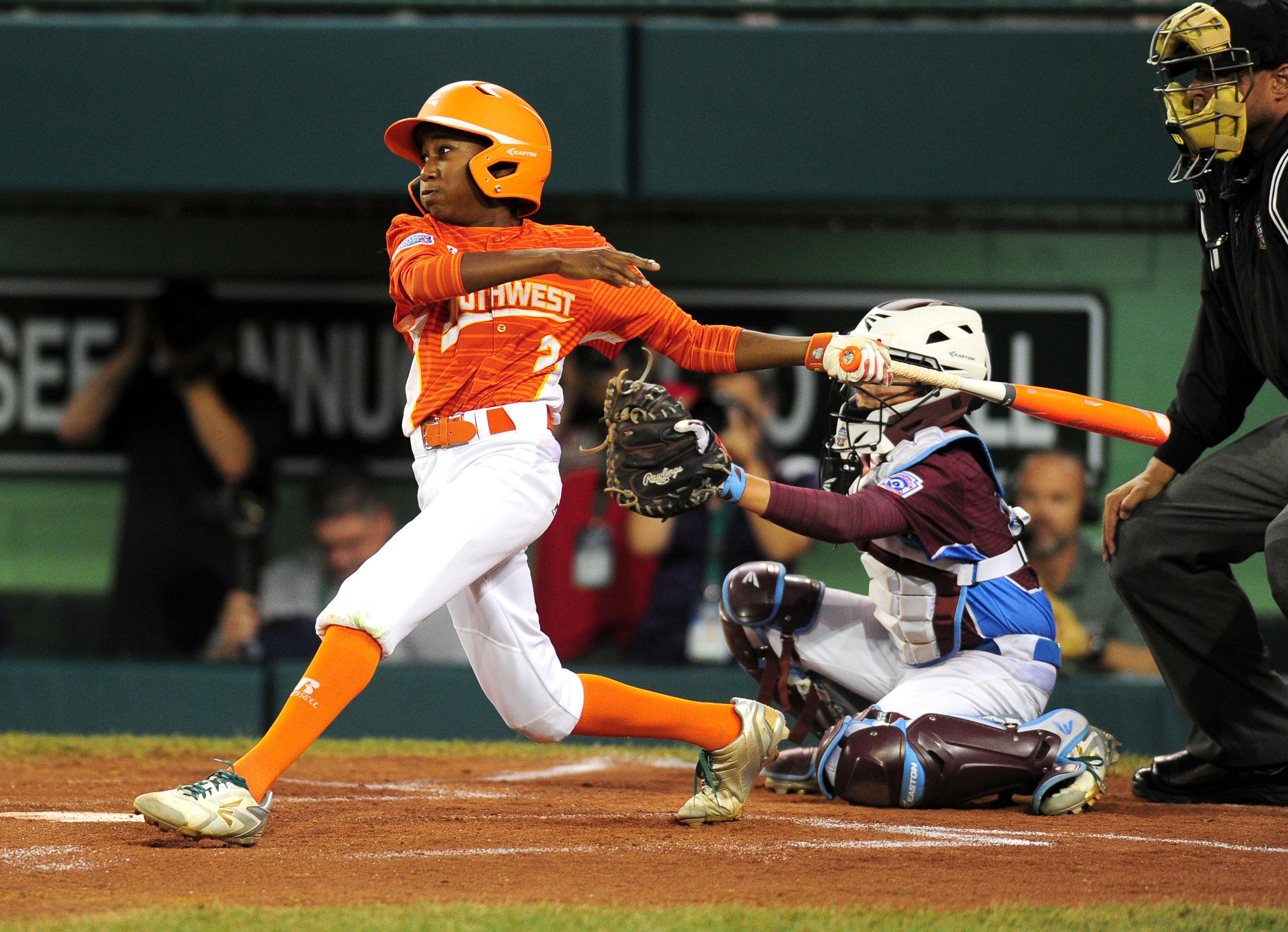 Baseball: Little League World Series-New England Region vs Southwest Region