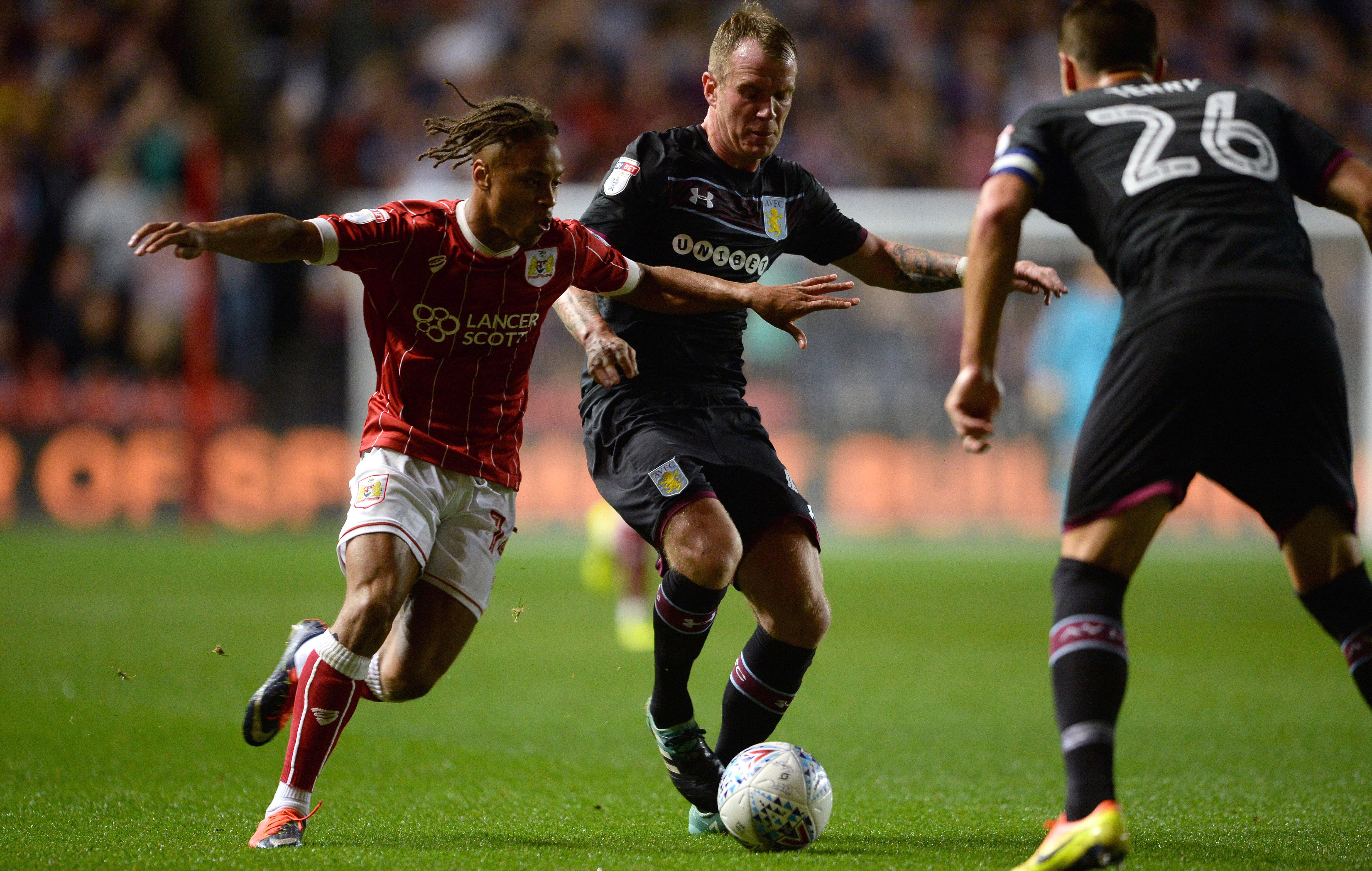 Bristol City v Aston Villa - Sky Bet Championship