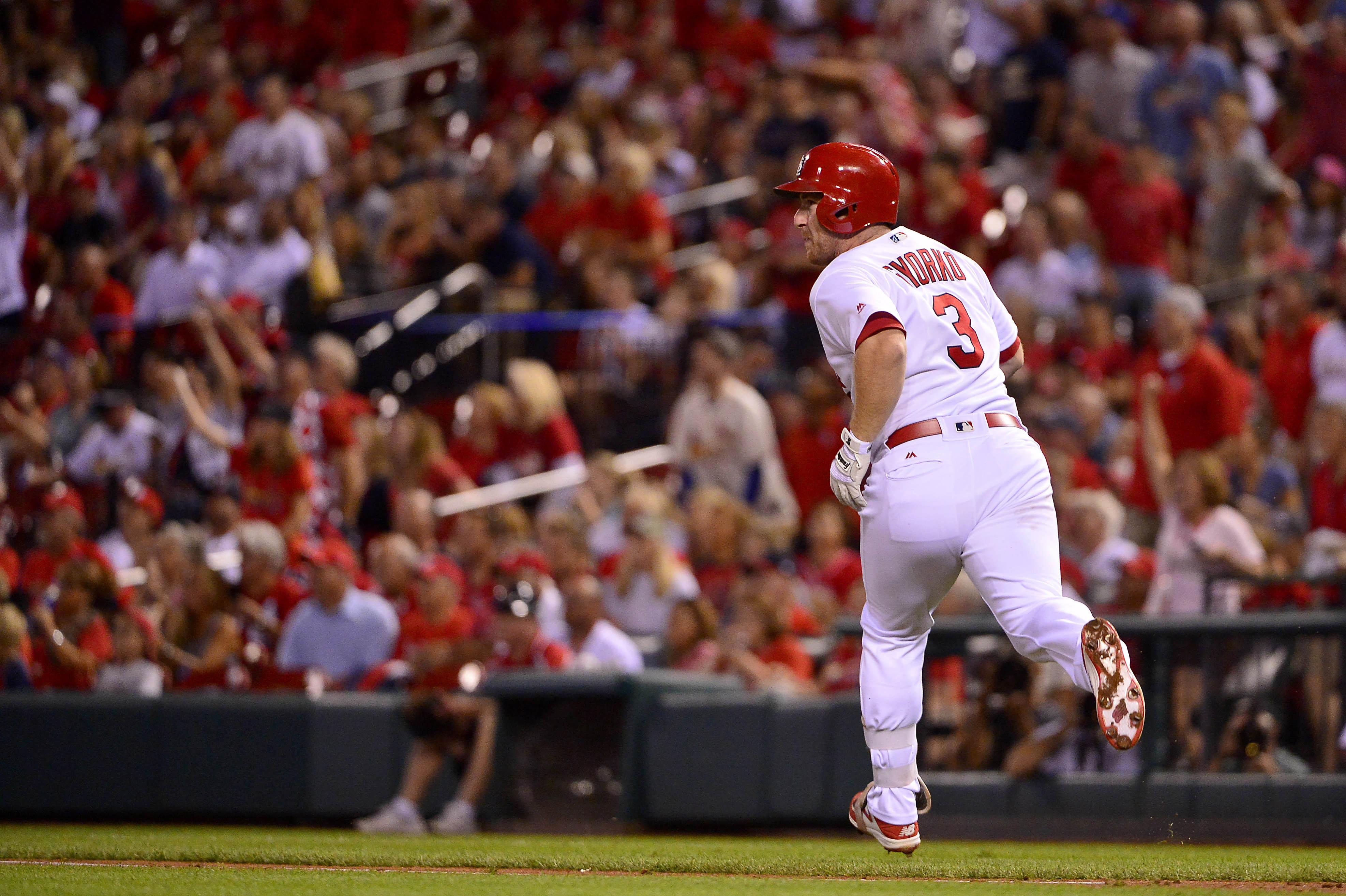 MLB: San Diego Padres at St. Louis Cardinals