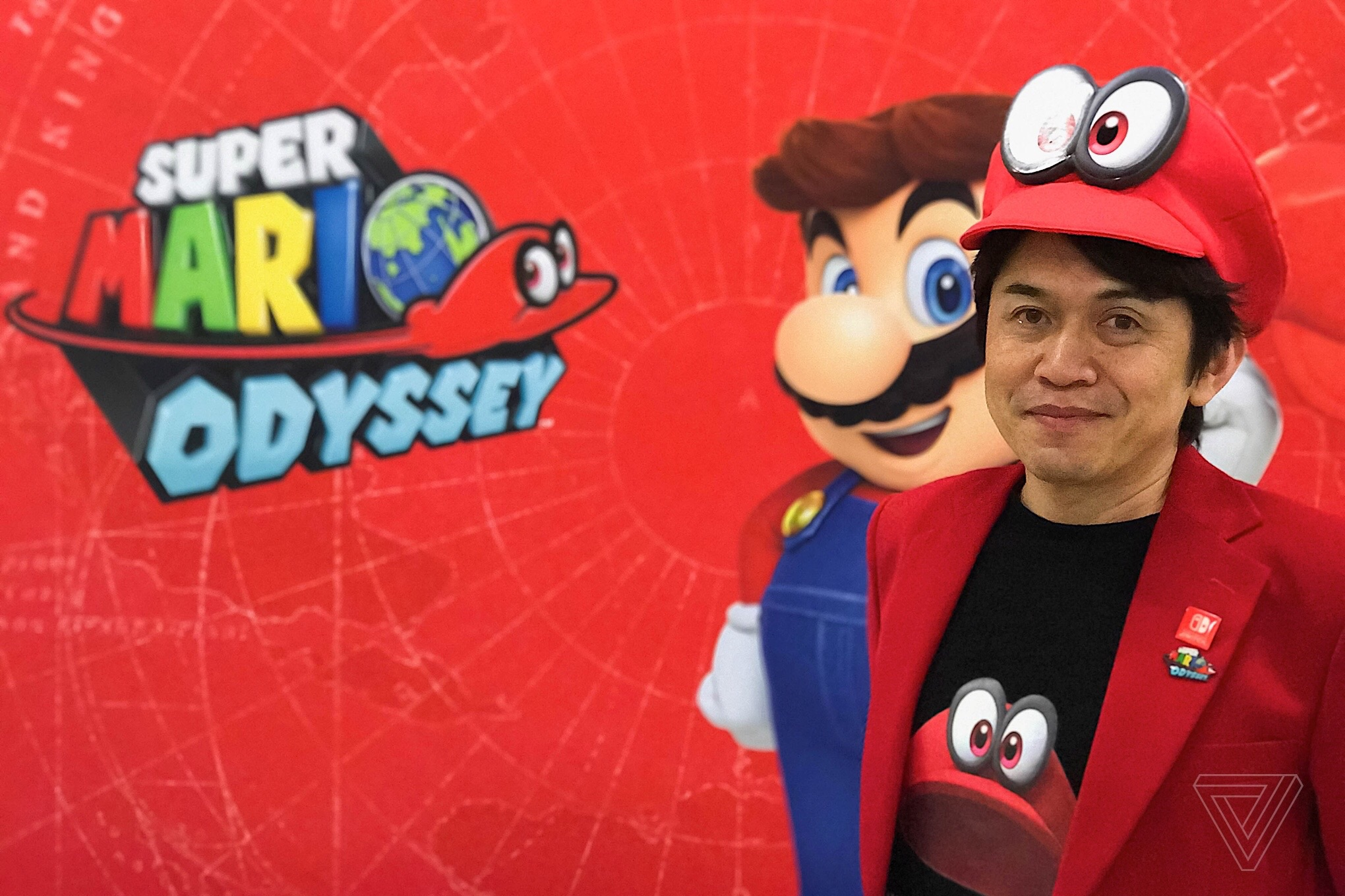 Super Mario Odyssey producer Yoshiaki Koizumi