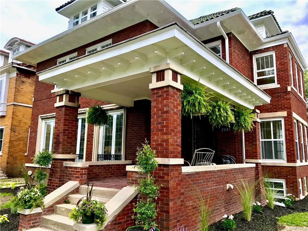 Boston edison detroit curbed detroit for Edison home show