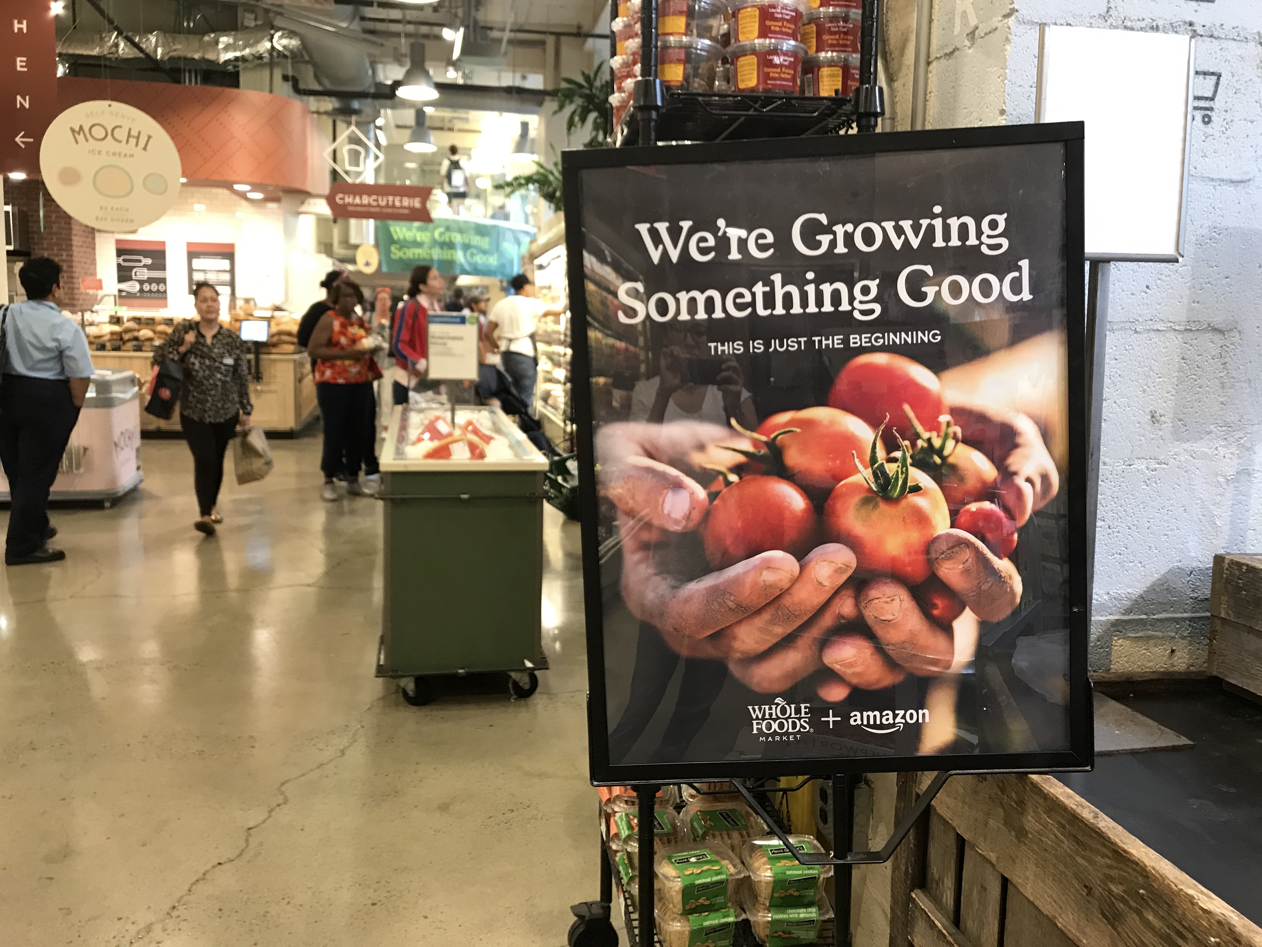 Best picture of general communications woburn ma - Amazon Wastes No Time In Slashing Whole Foods Prices