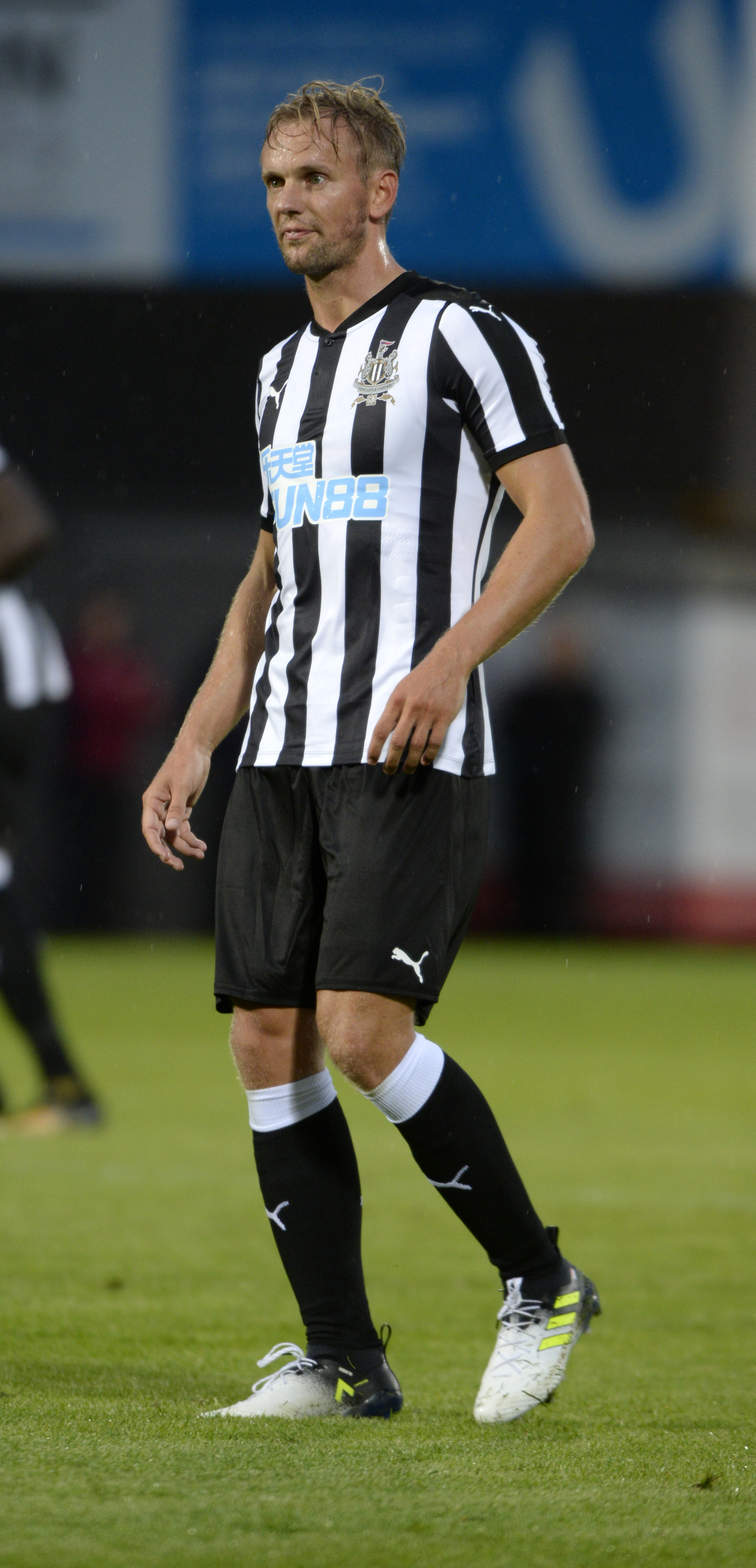 Hearts v Newcastle - Pre Season Friendly