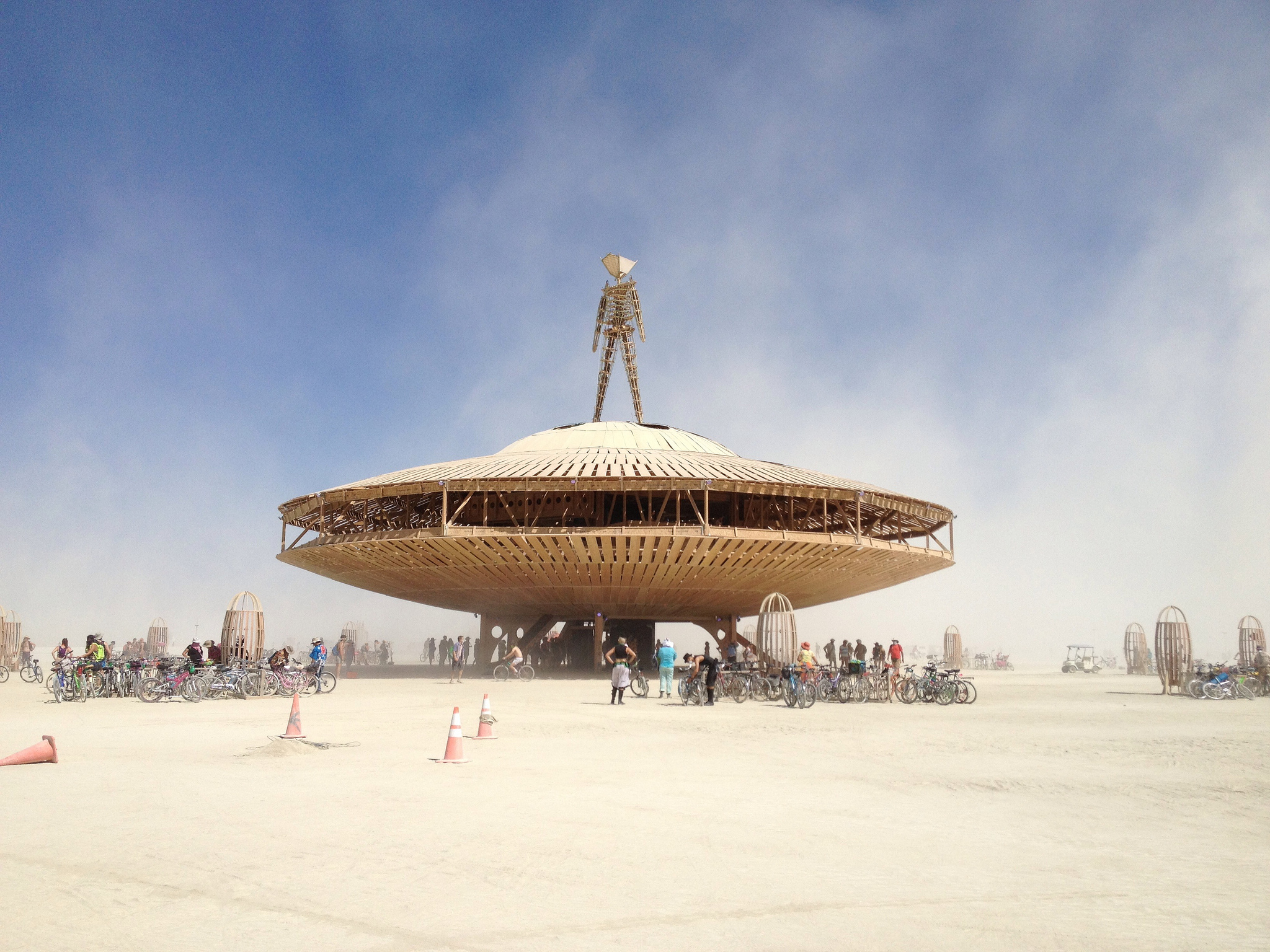 Burning Man 2017: Best pop-up art and architecture