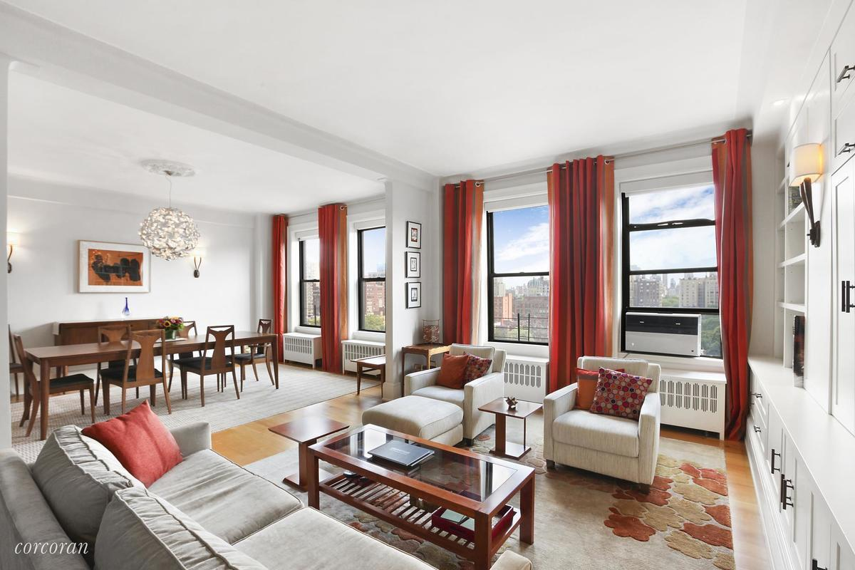 Apartment Building Going Co Op upper west side new york - curbed ny