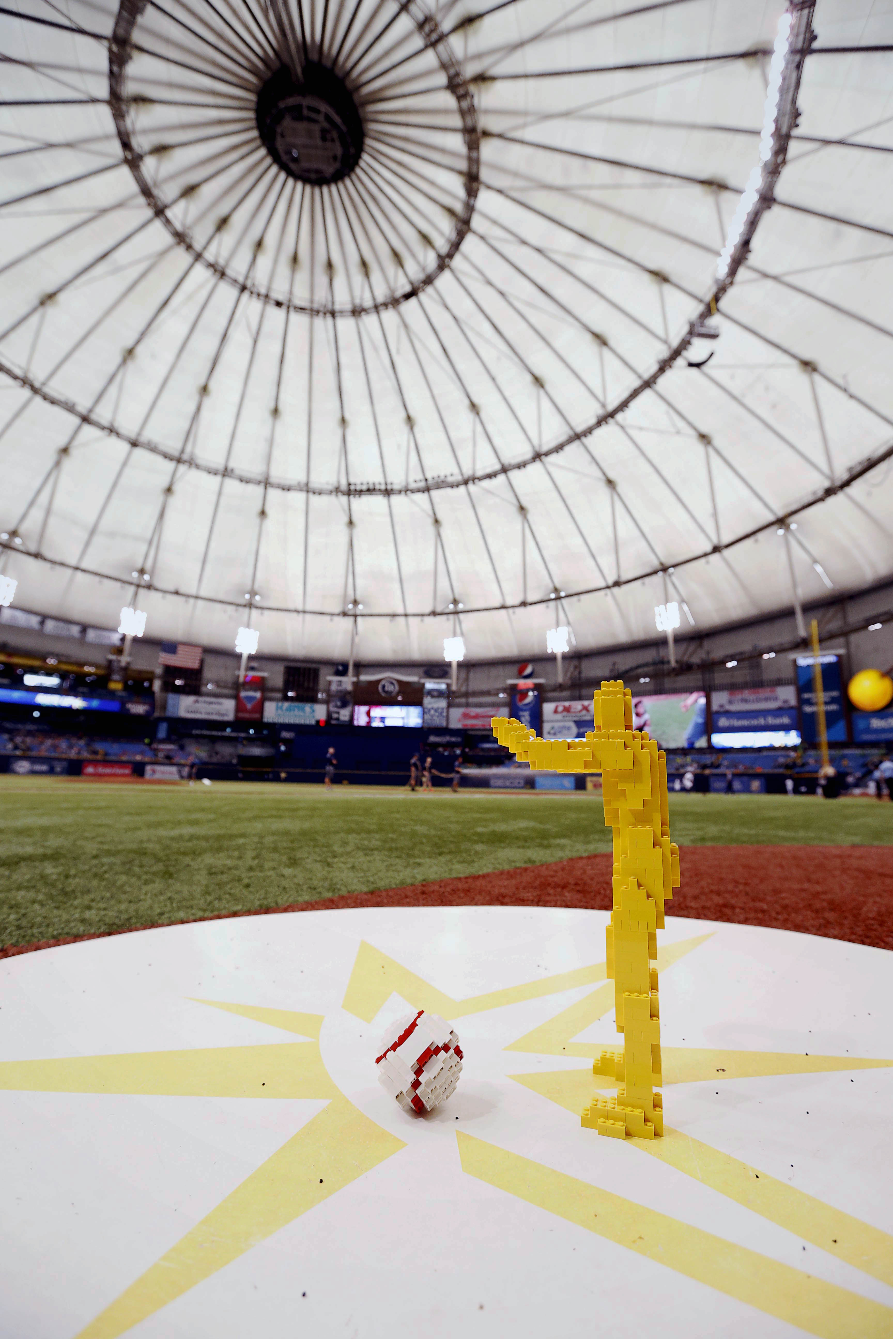 MLB: Cincinnati Reds at Tampa Bay Rays