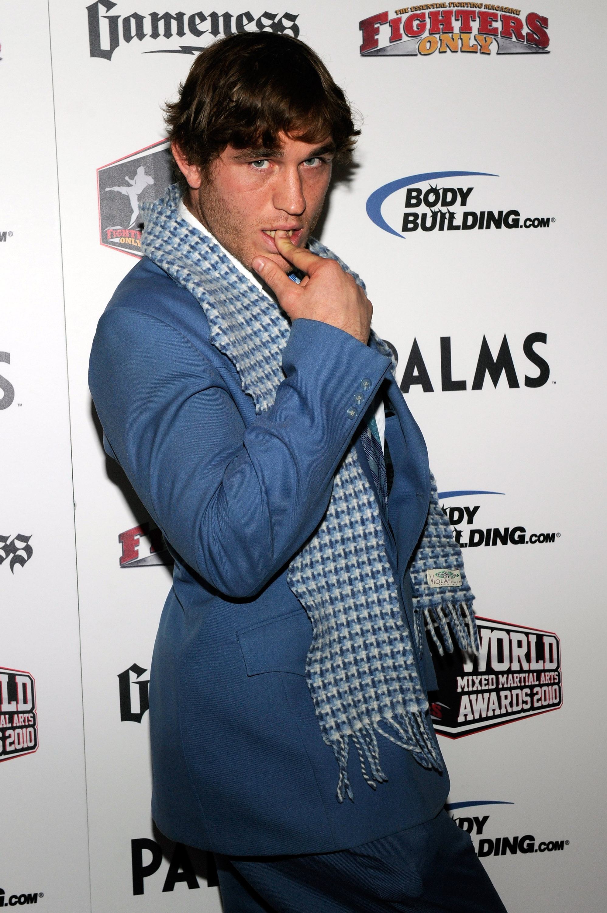 3rd Annual Fighters Only Mixed Martial Arts Awards - Arrivals