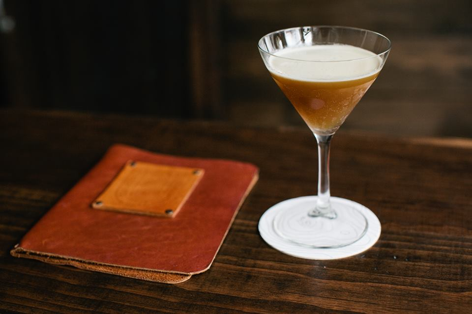 Cocktail geeks and newbies alike will find something to love at Hunt & Alpine