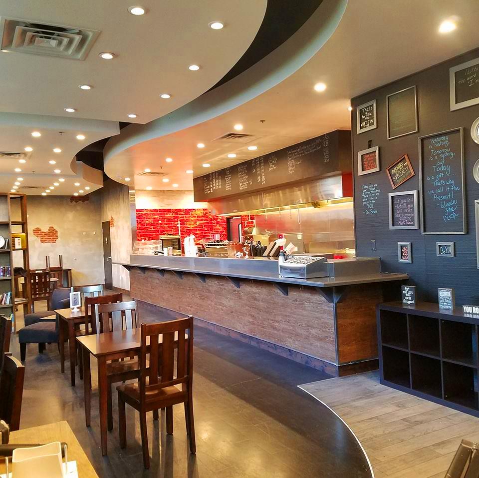 The Cuppa Coffee Bar Downtown Summerlin