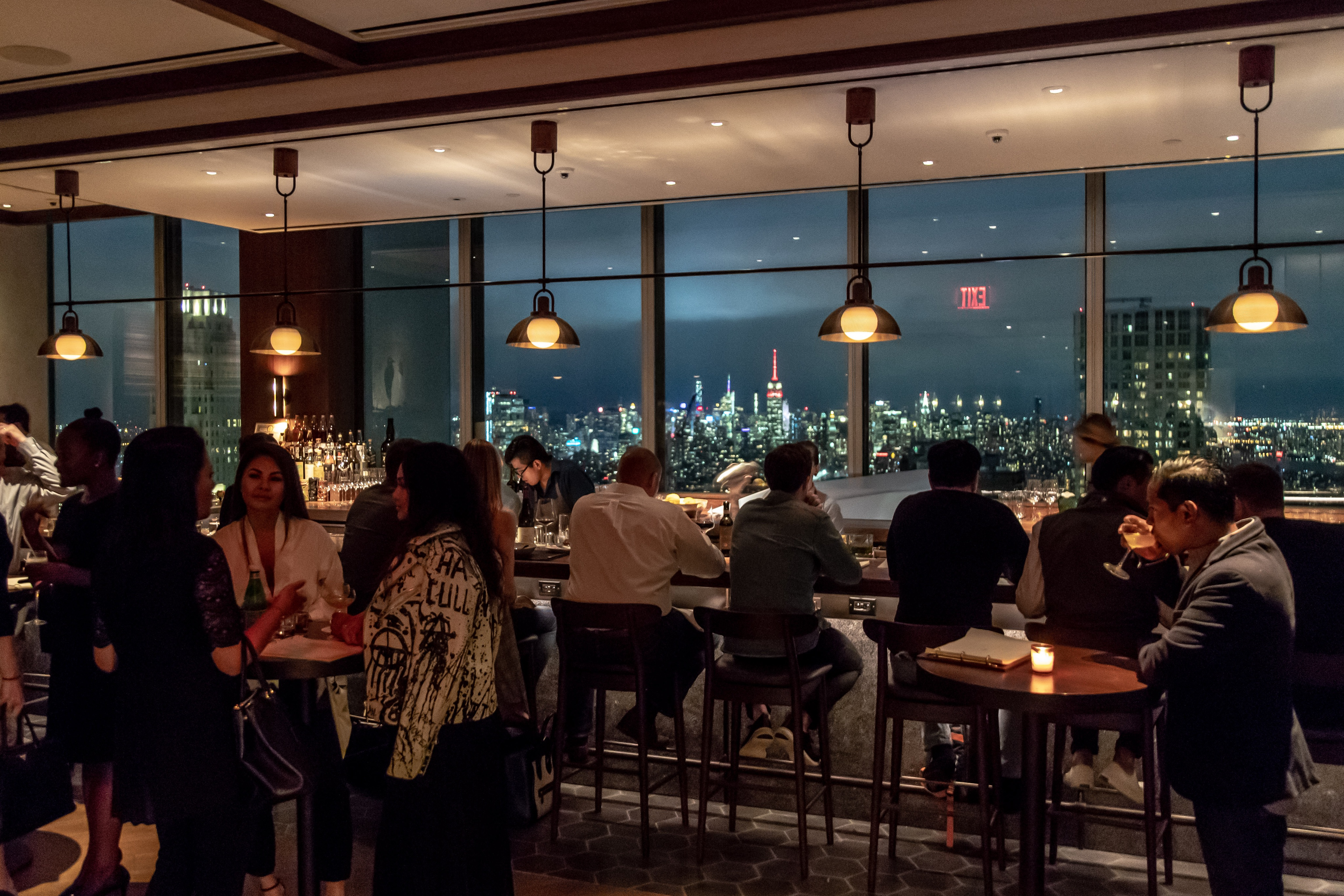 20 Stand-Out FiDi Restaurants and Bars