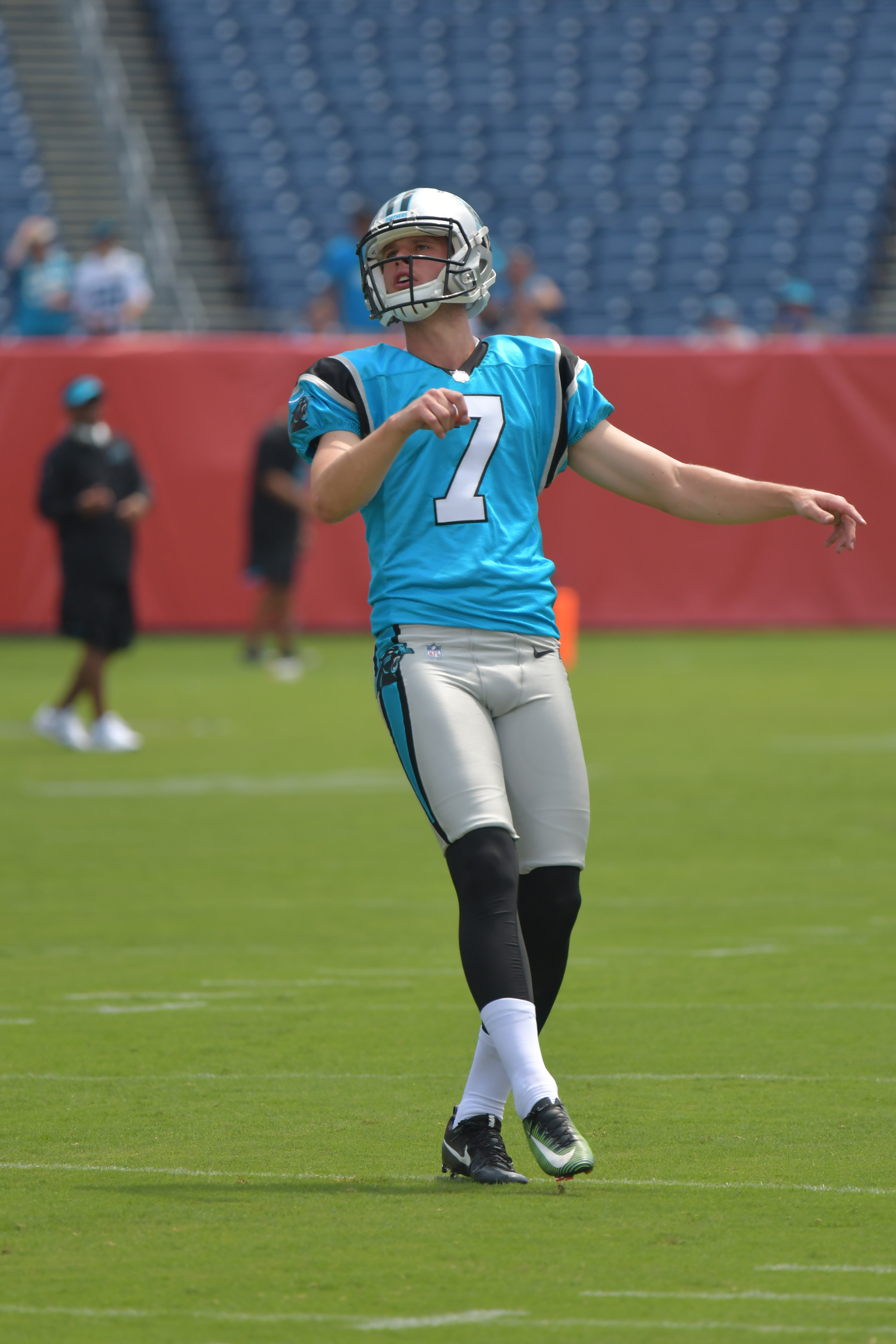 NFL: Carolina Panthers at Tennessee Titans