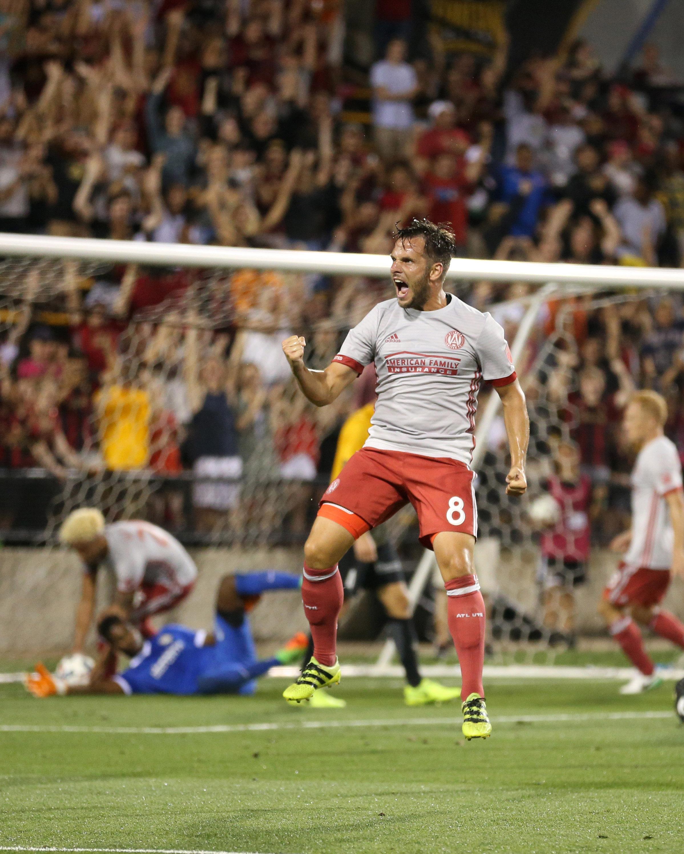 MLS: U.S. Open Cup-Charleston Battery at Atlanta United FC