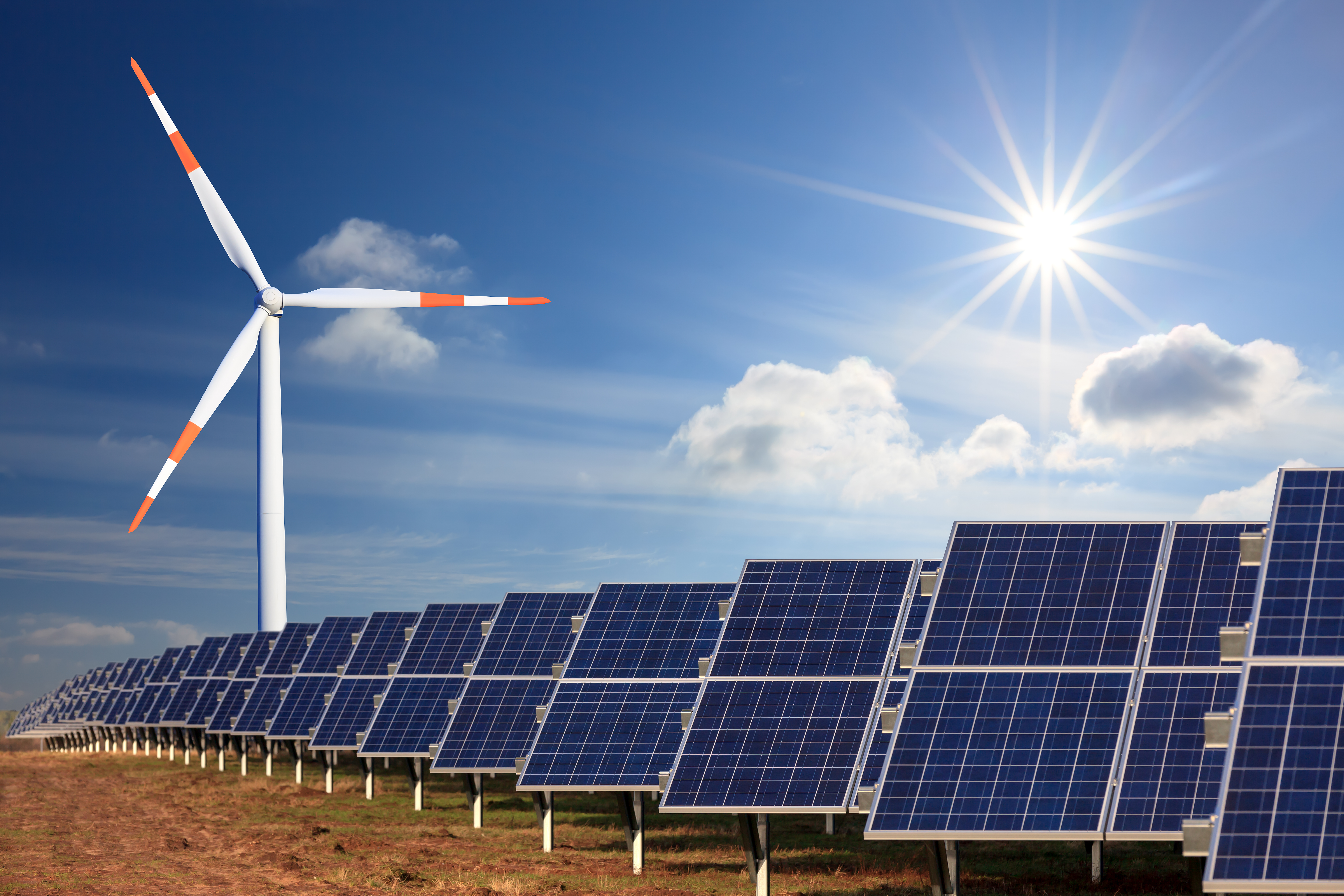 Wind power costs could drop 50%. Solar PV could provide up to 50% of global power. Damn.