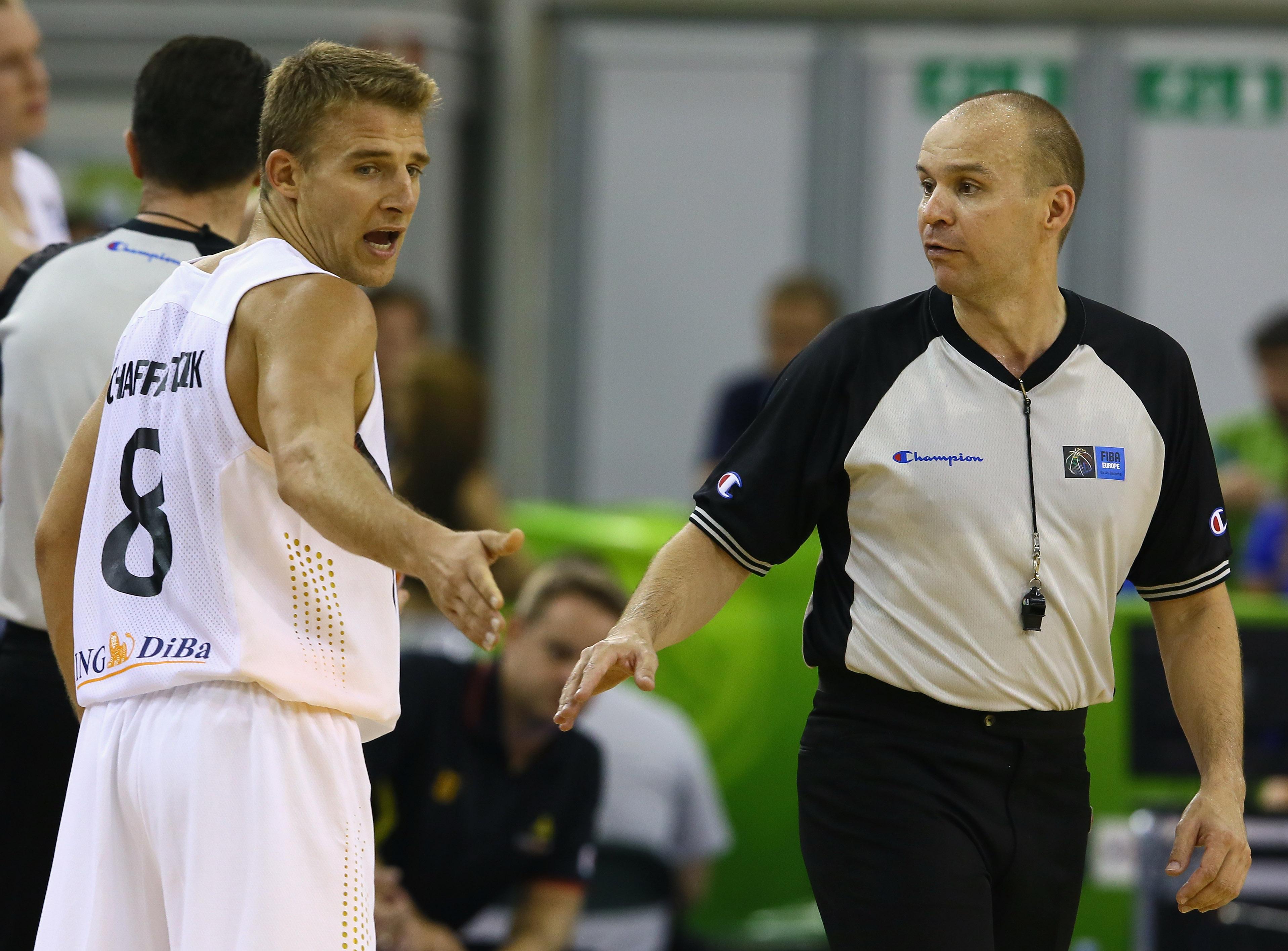 Germany v Ukraine - FIBA European Championships 2013