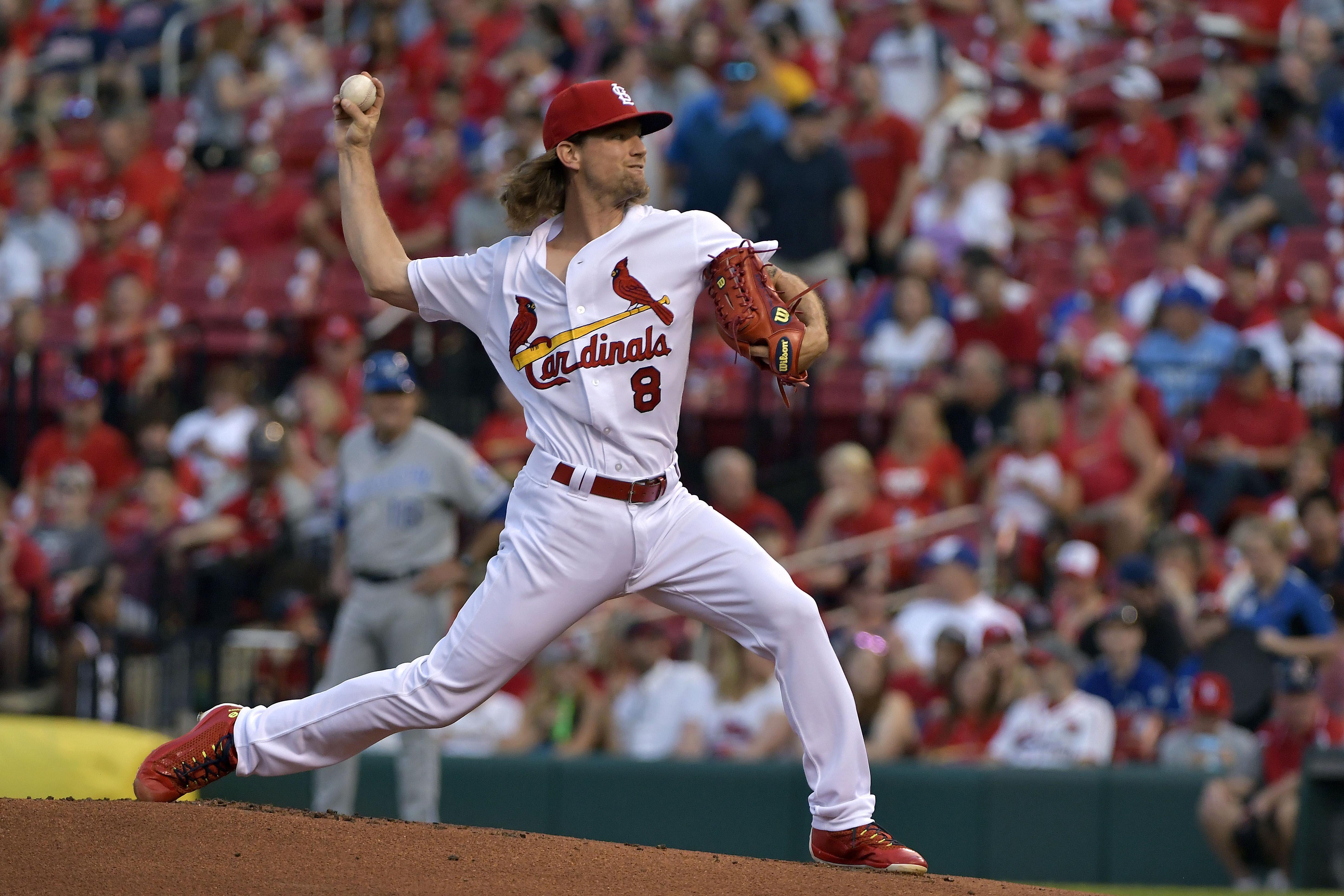 MLB:堪萨斯城皇家圣路易斯皇家