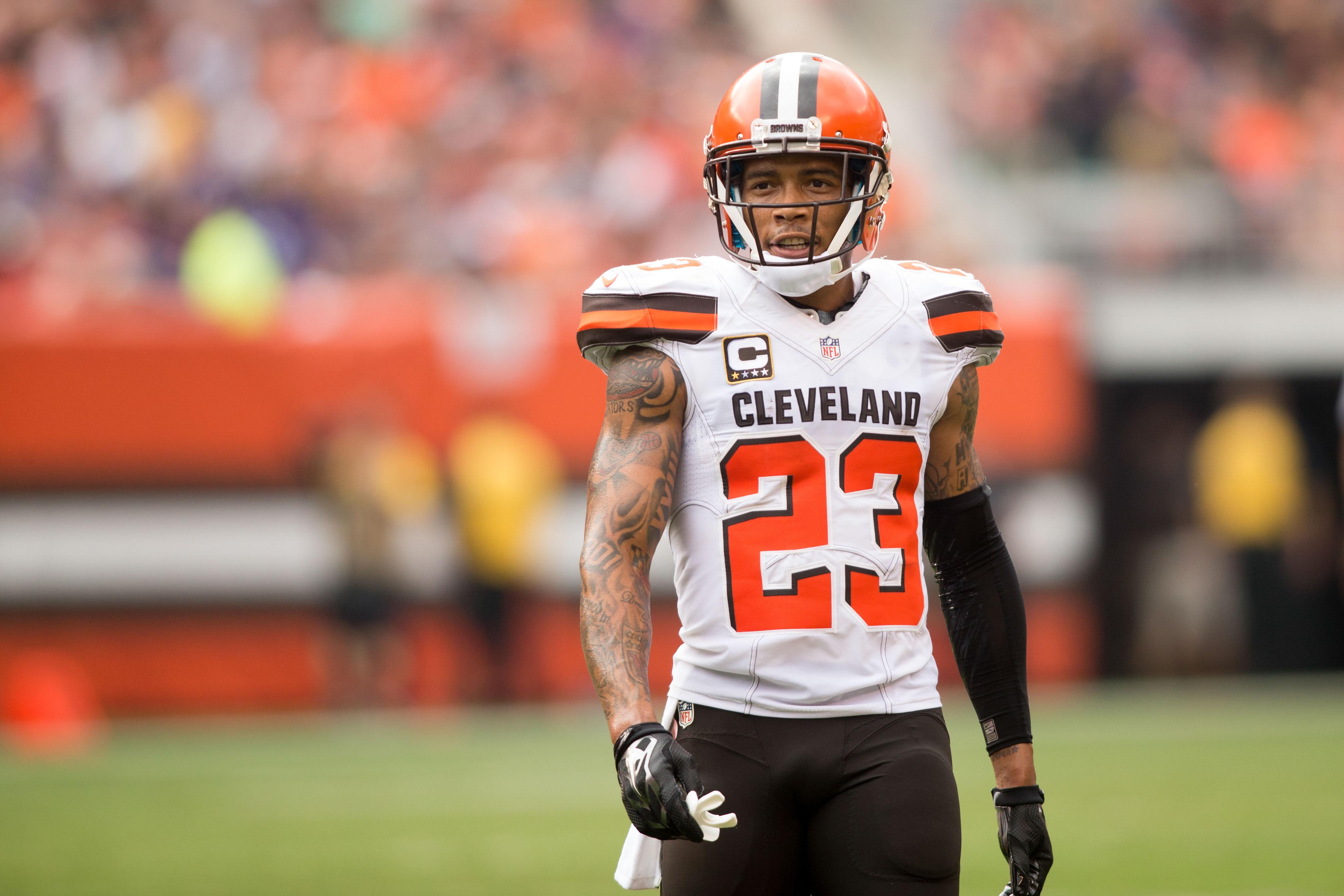 NFL: Baltimore Ravens at Cleveland Browns