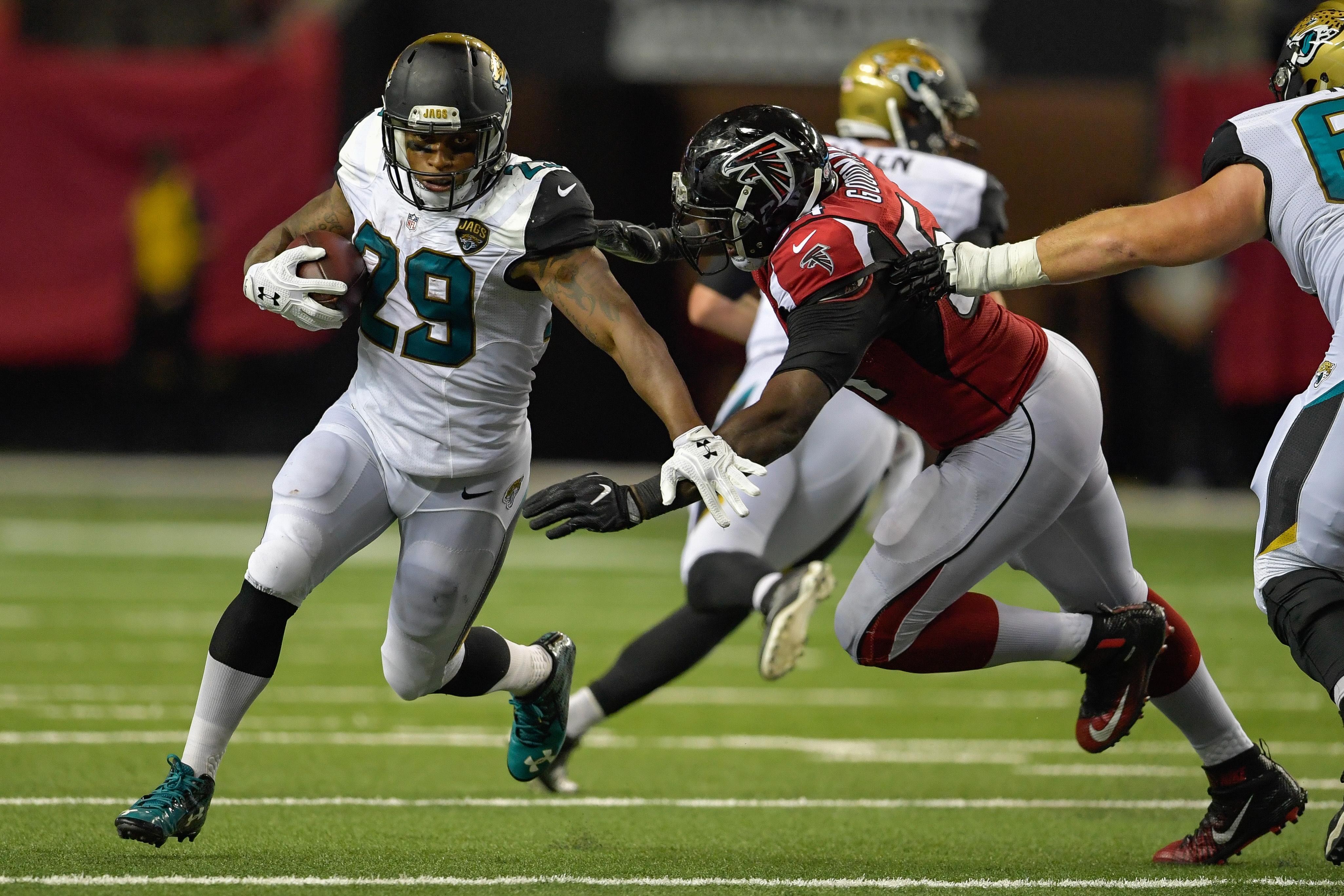NFL: Preseason-Jacksonville Jaguars at Atlanta Falcons