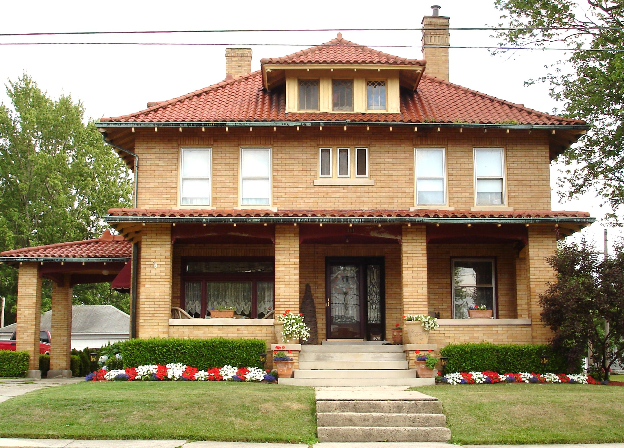 American foursquare houses you can buy right now curbed