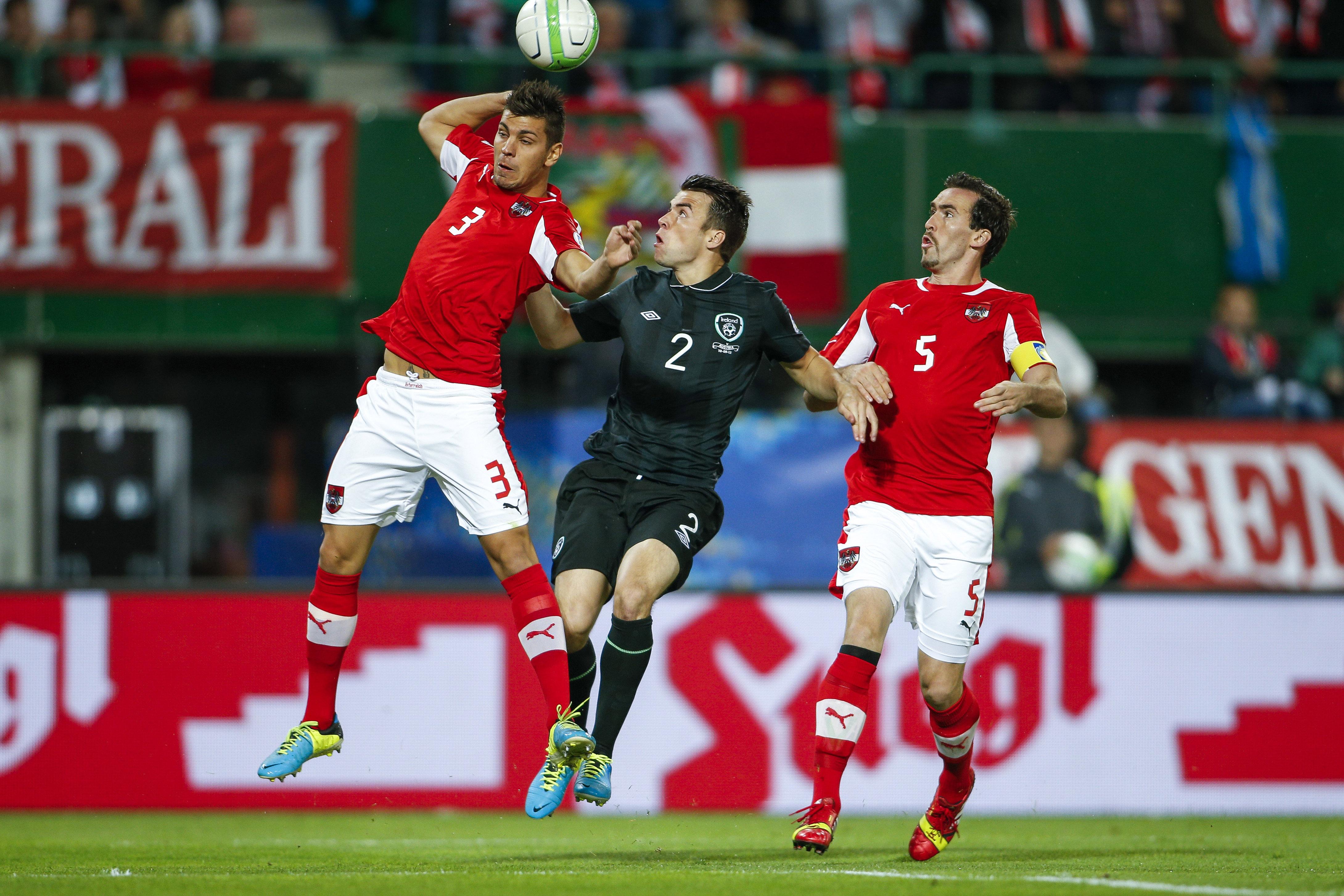 Austria v Republic of Ireland - FIFA 2014 World Cup Qualifier