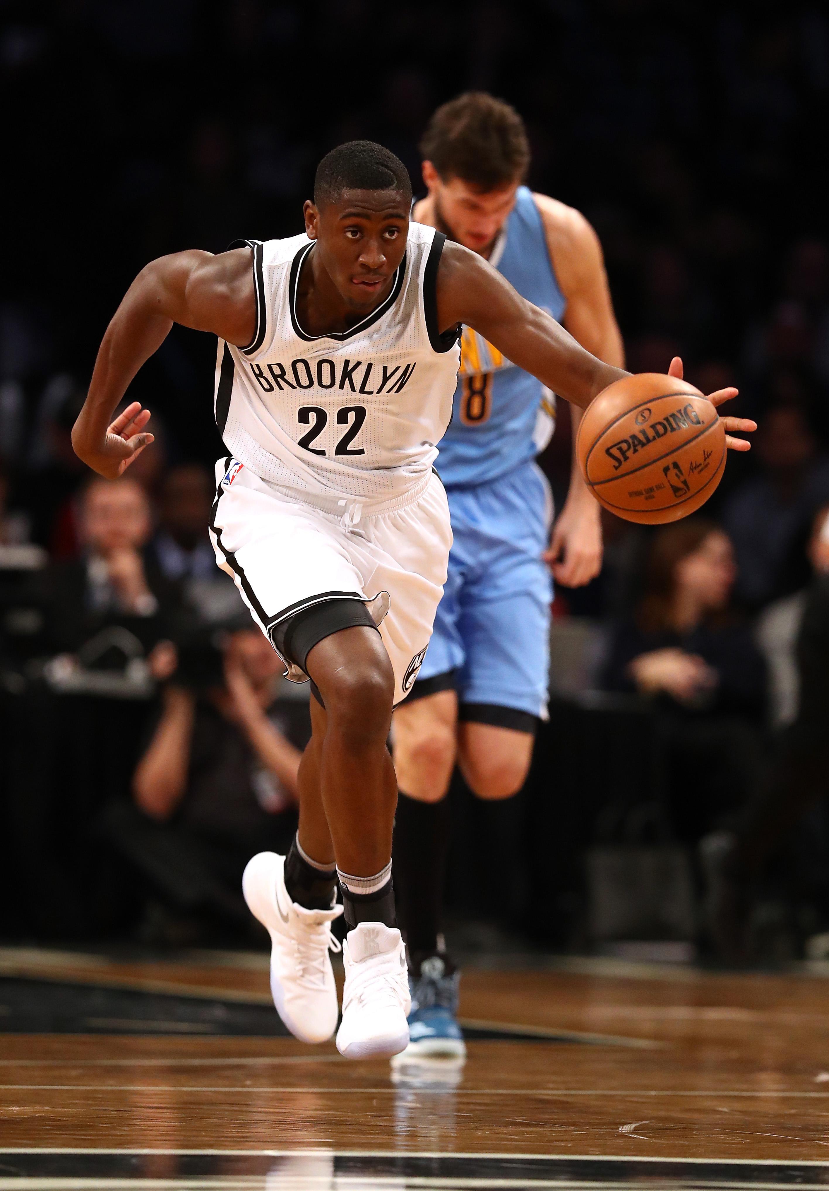 Denver Nuggets v Brooklyn Nets
