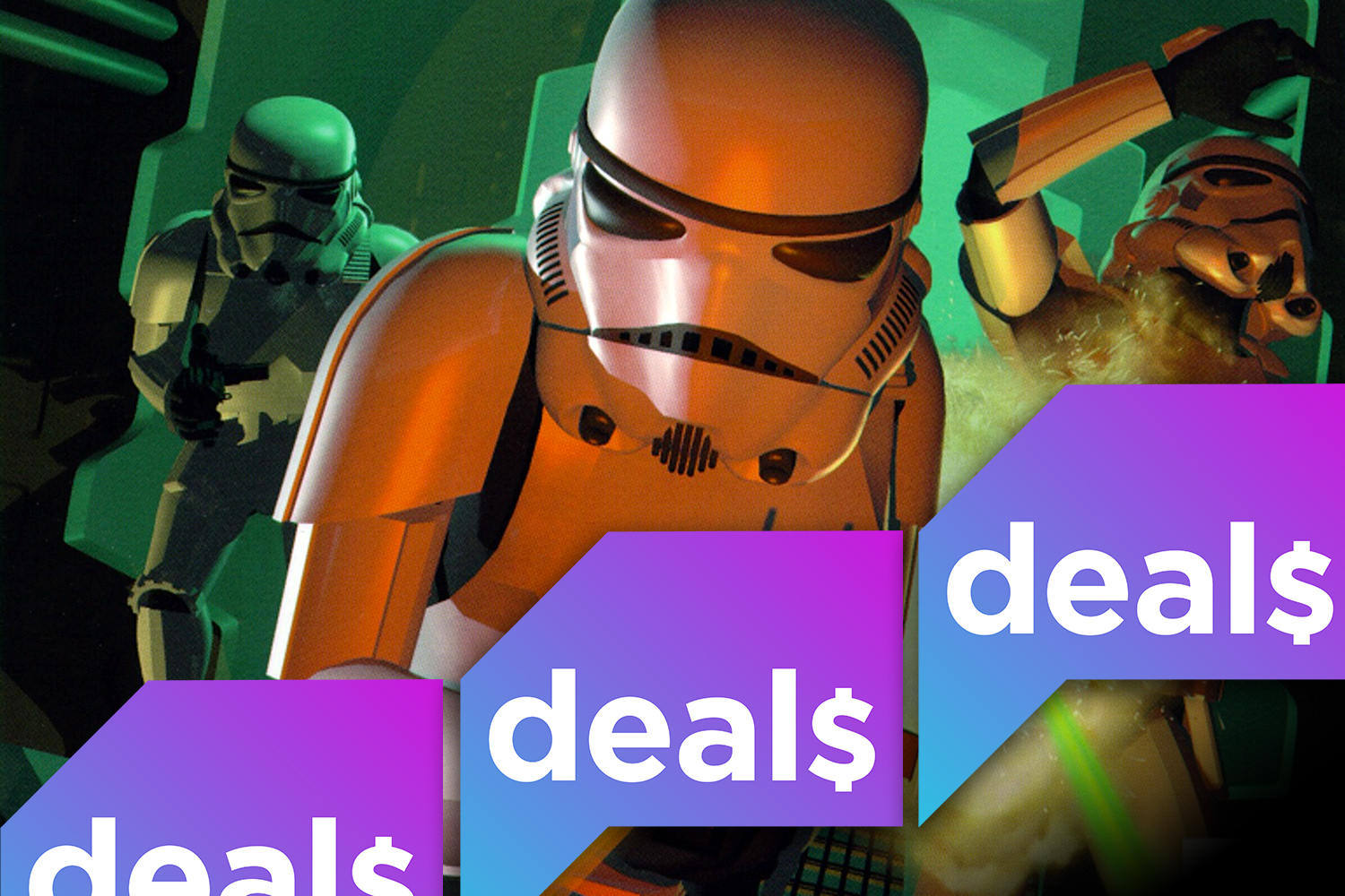 Gaming deals for Labor Day weekend