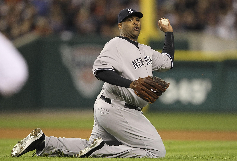 New York Yankees v Detroit Tigers - Game 3