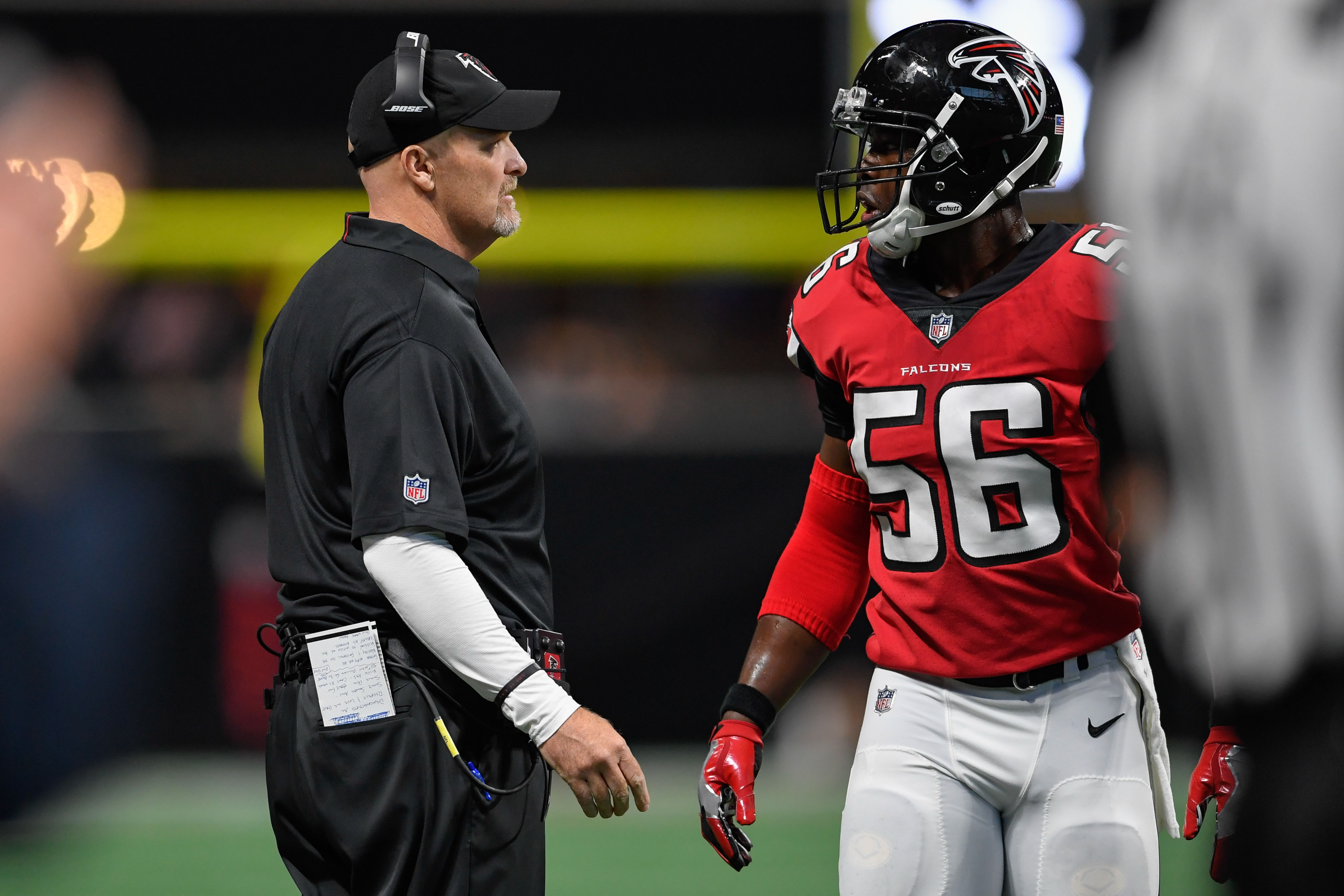 Atlanta Falcons 2017 roster cuts and practice squad The Falcoholic