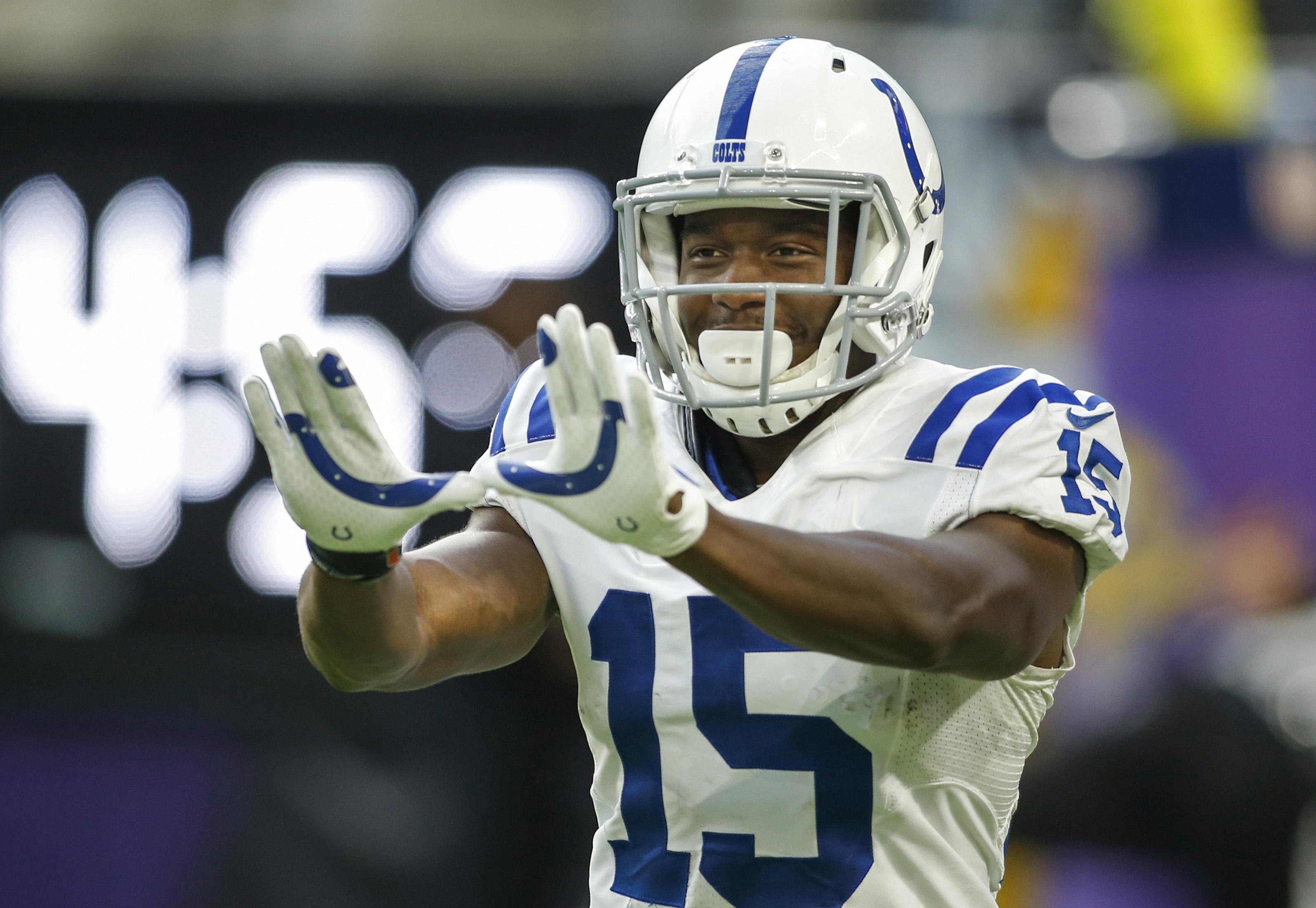 Patriots cash in third-string QB Jacoby Brissett for Colts bust Phillip Dorsett