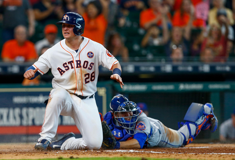 New York Mets v Houston Astros - Game One