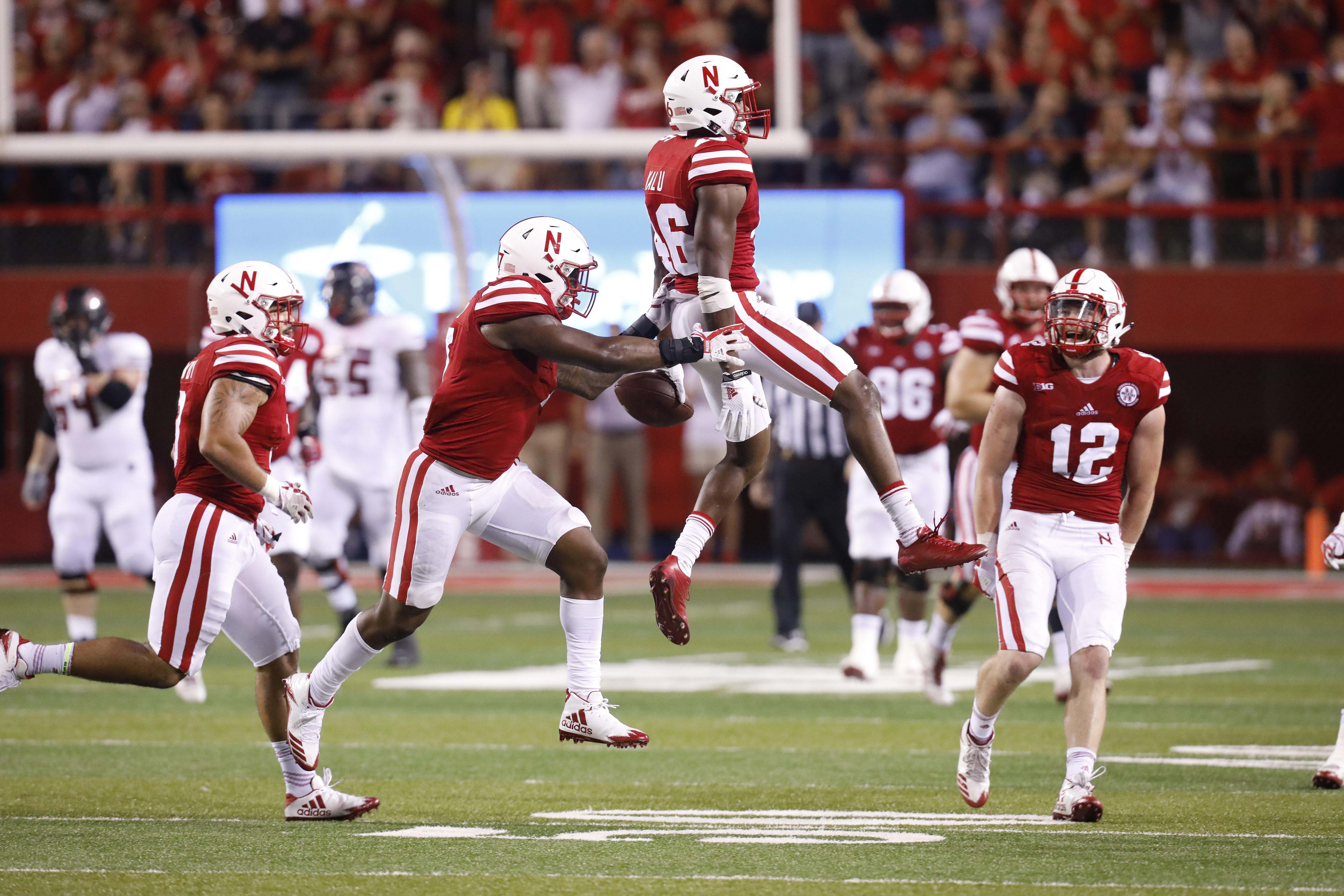 NCAA Football: Arkansas State at Nebraska