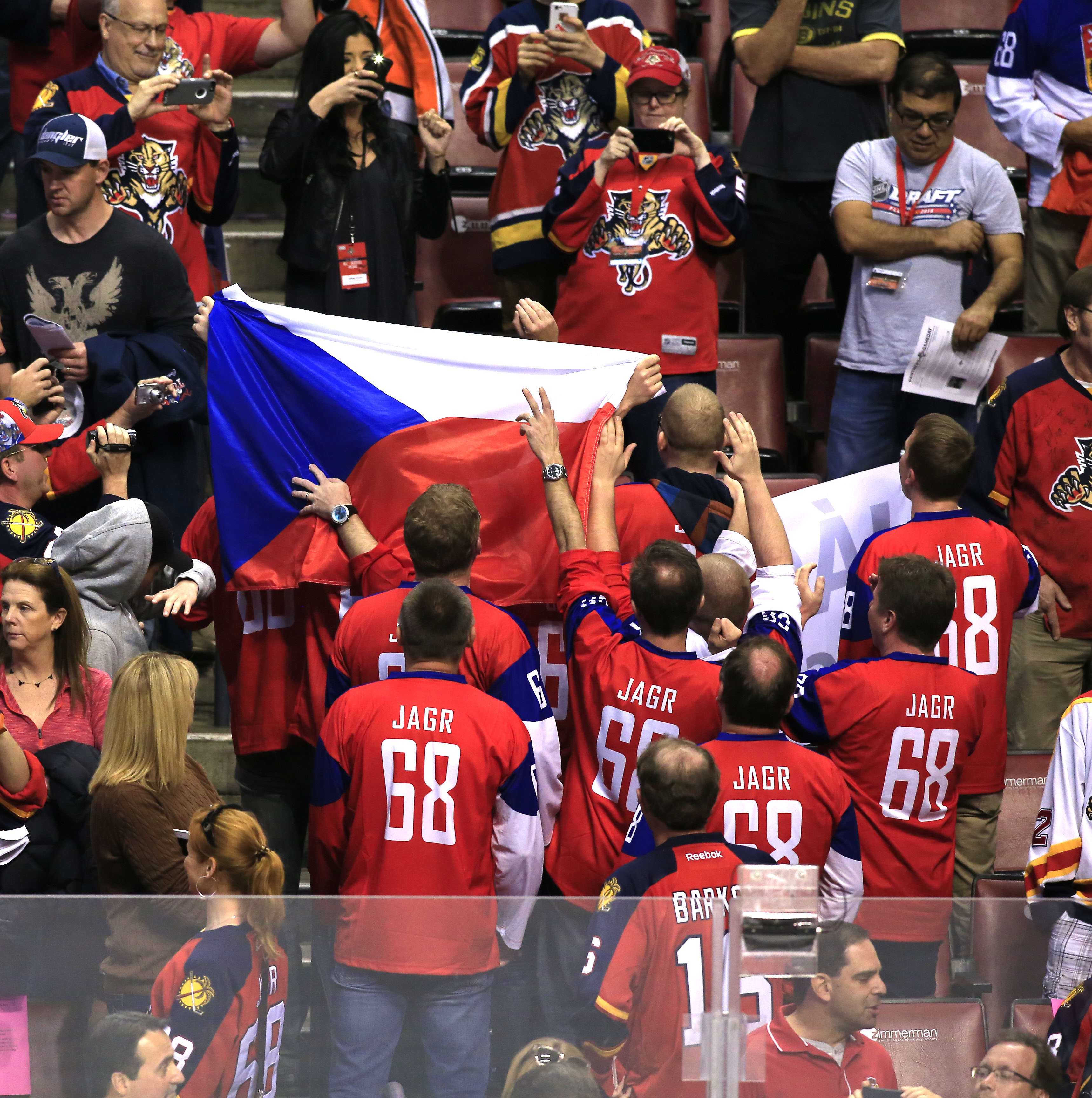 NHL: Philadelphia Flyers at Florida Panthers