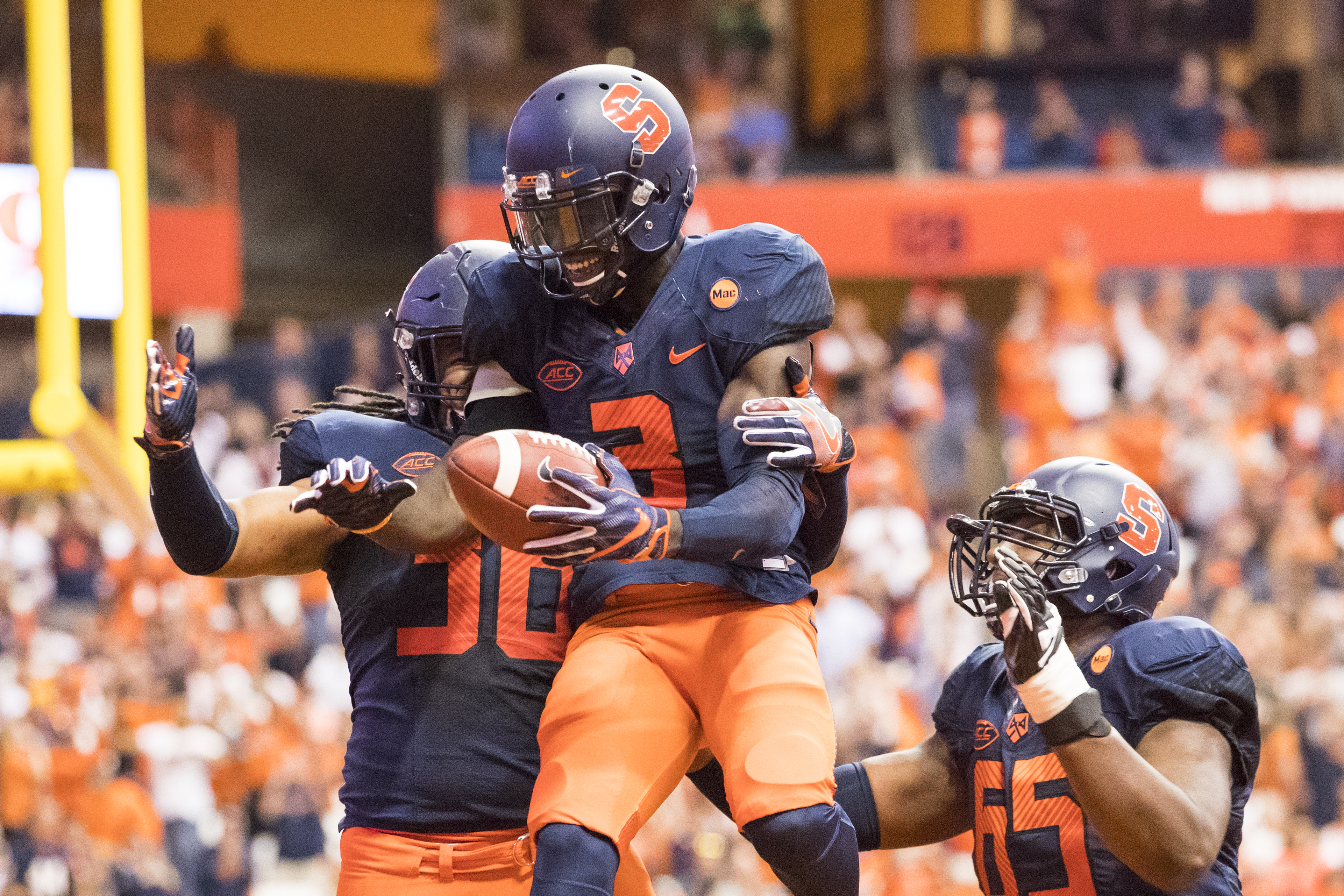 Central Connecticut State v Syracuse