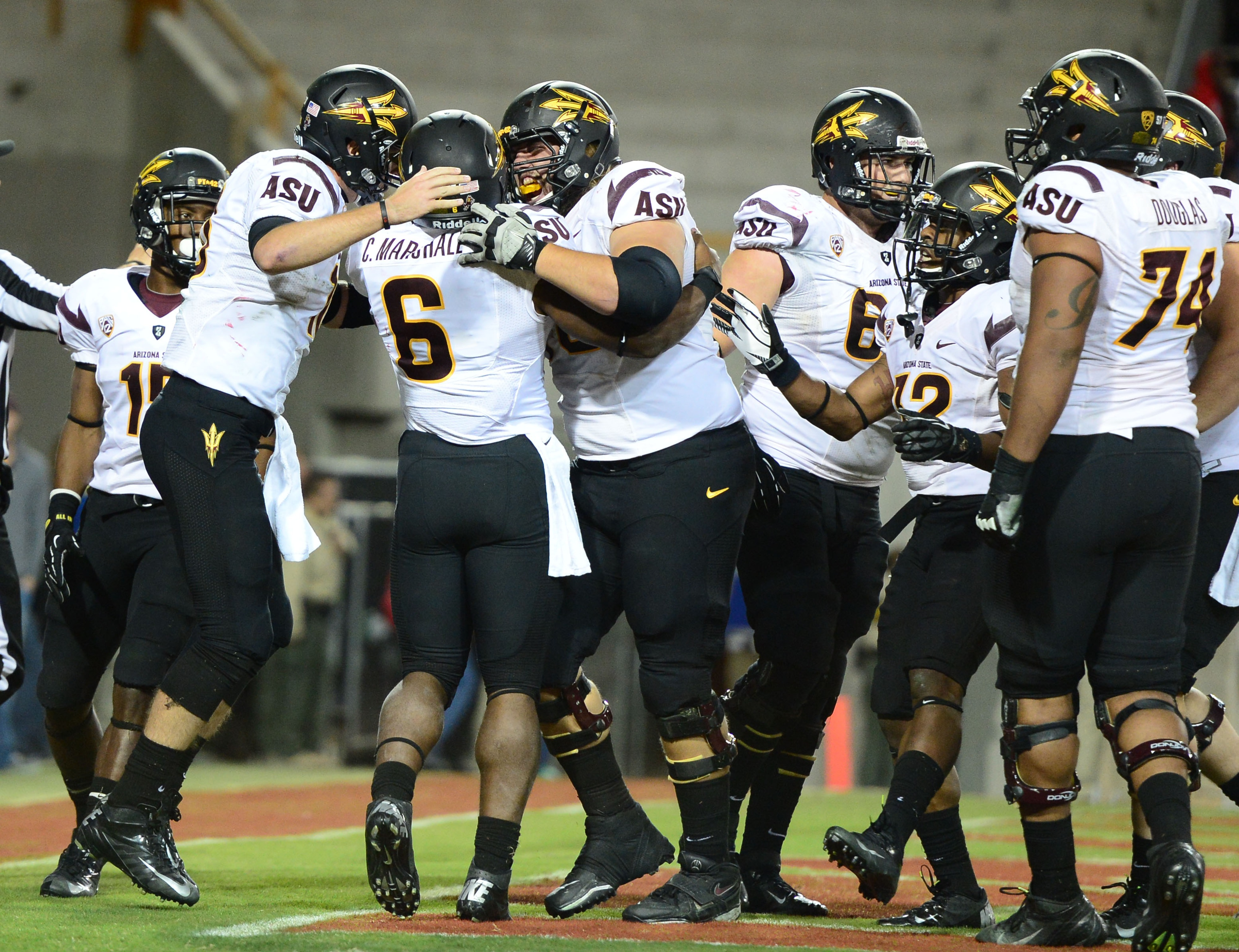 Hard work on and off the field pays off for the Sun Devils