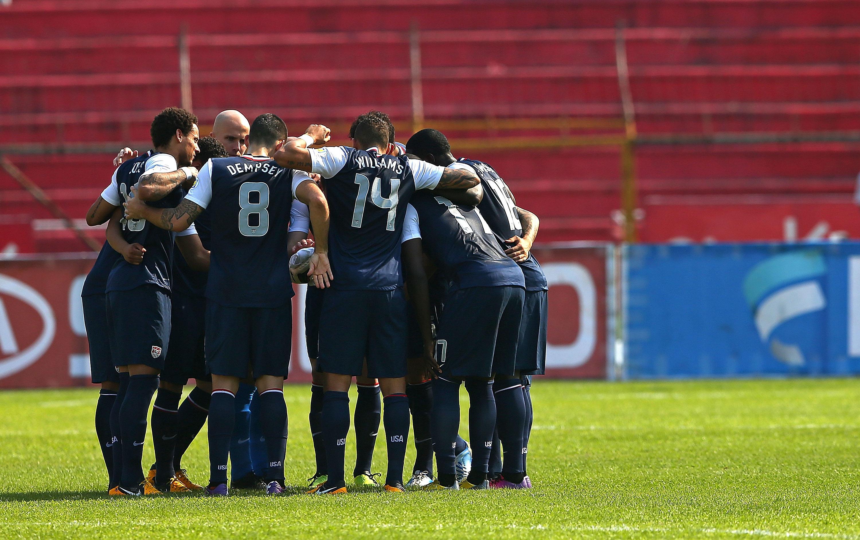 United States v Honduras - FIFA 2014 World Cup Qualifier