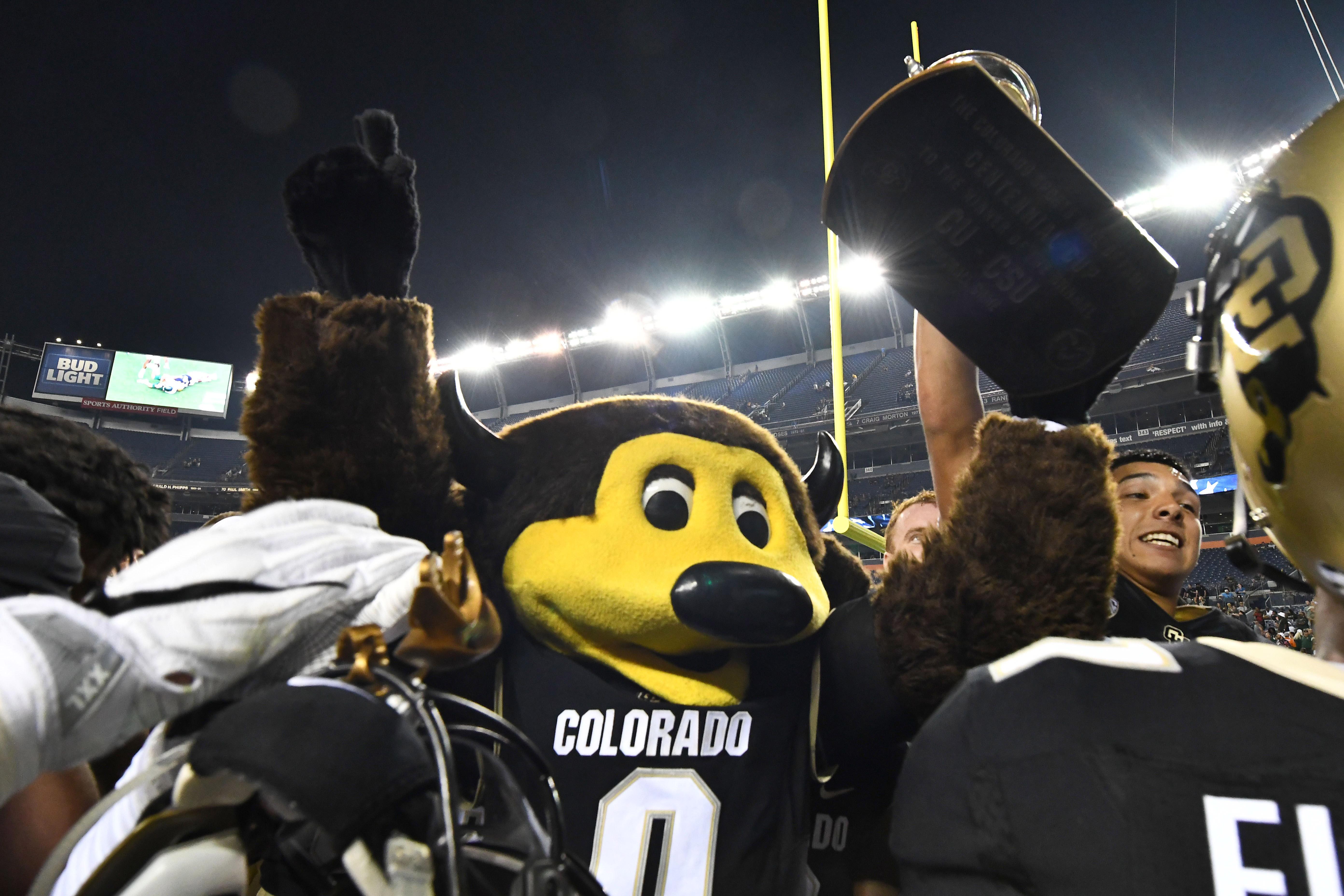 NCAA Football: Colorado State at Colorado